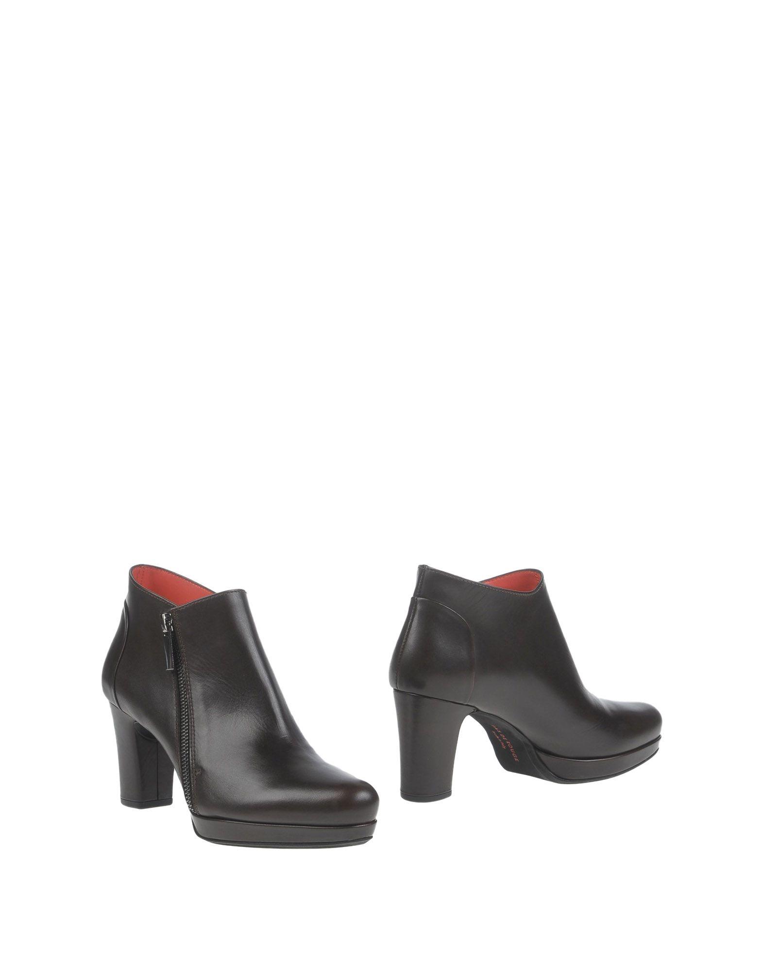 Gut um billige Schuhe zu tragenPas De Rouge Stiefelette Damen  11260237VH