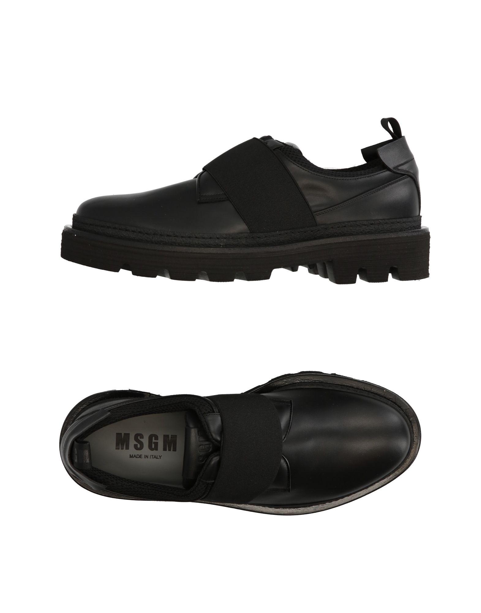 Chaussures À Lacets Msgm Femme - Chaussures À Lacets Msgm sur