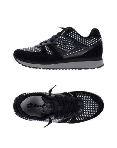 LOTTO LEGGENDA Sneakers in Black