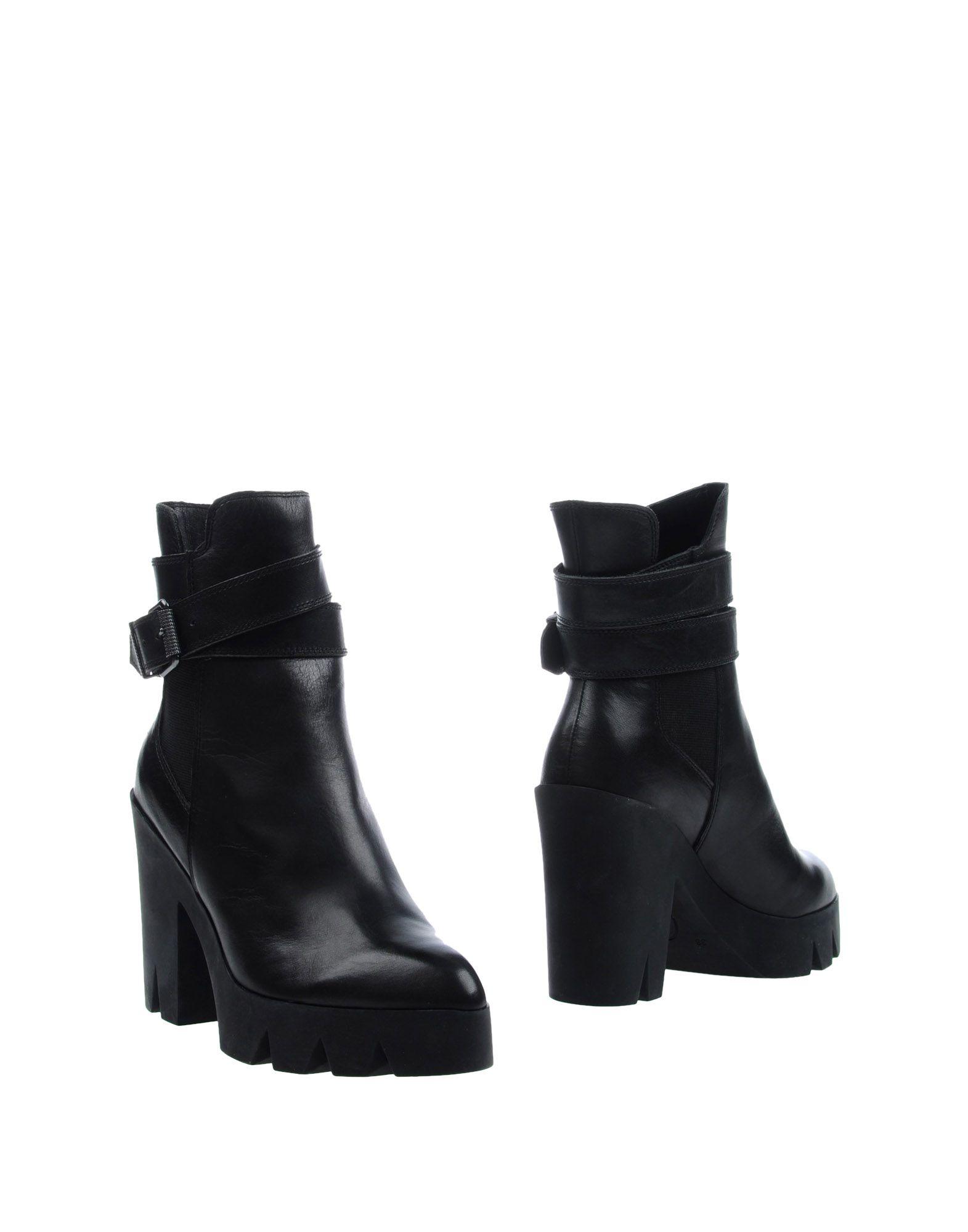 Bottillons discount Ash Femme - Bottillons Ash Noir Dernières chaussures discount Bottillons pour hommes et femmes ab88d1