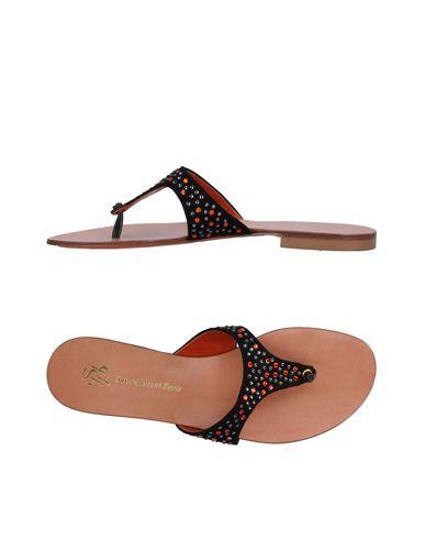 Nuevos zapatos para hombres y mujeres, descuento por tiempo limitado Sandalias De Dedo Saint-Honoré Paris Souliers Mujer - Sandalias De Dedo Saint-Honoré Paris Souliers   - 11260591DU Negro