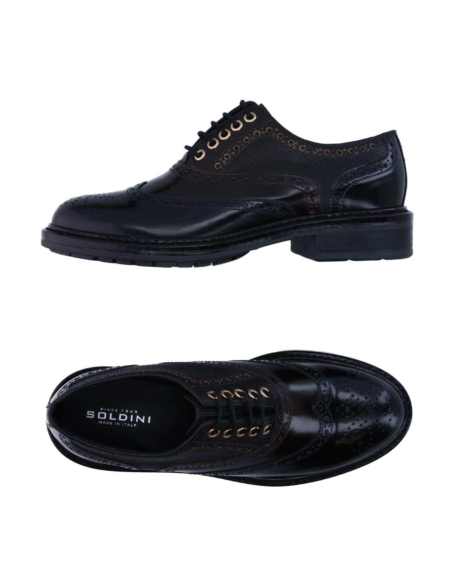 Soldini Soldini Soldini Schnürschuhe Damen  11260610LG Heiße Schuhe 0cd4d4
