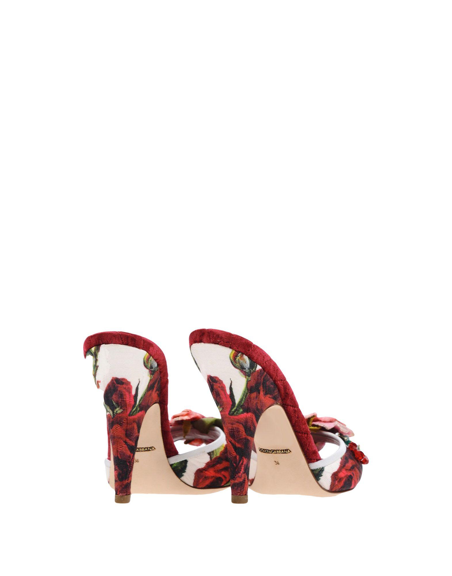 Dolce & Gabbana gut Sandalen Damen  11260669NDGünstige gut Gabbana aussehende Schuhe a92cf4