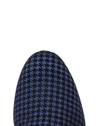Chaussures Foncé Saint Souliers À Paris Bleu honoré Lacets HtB6v