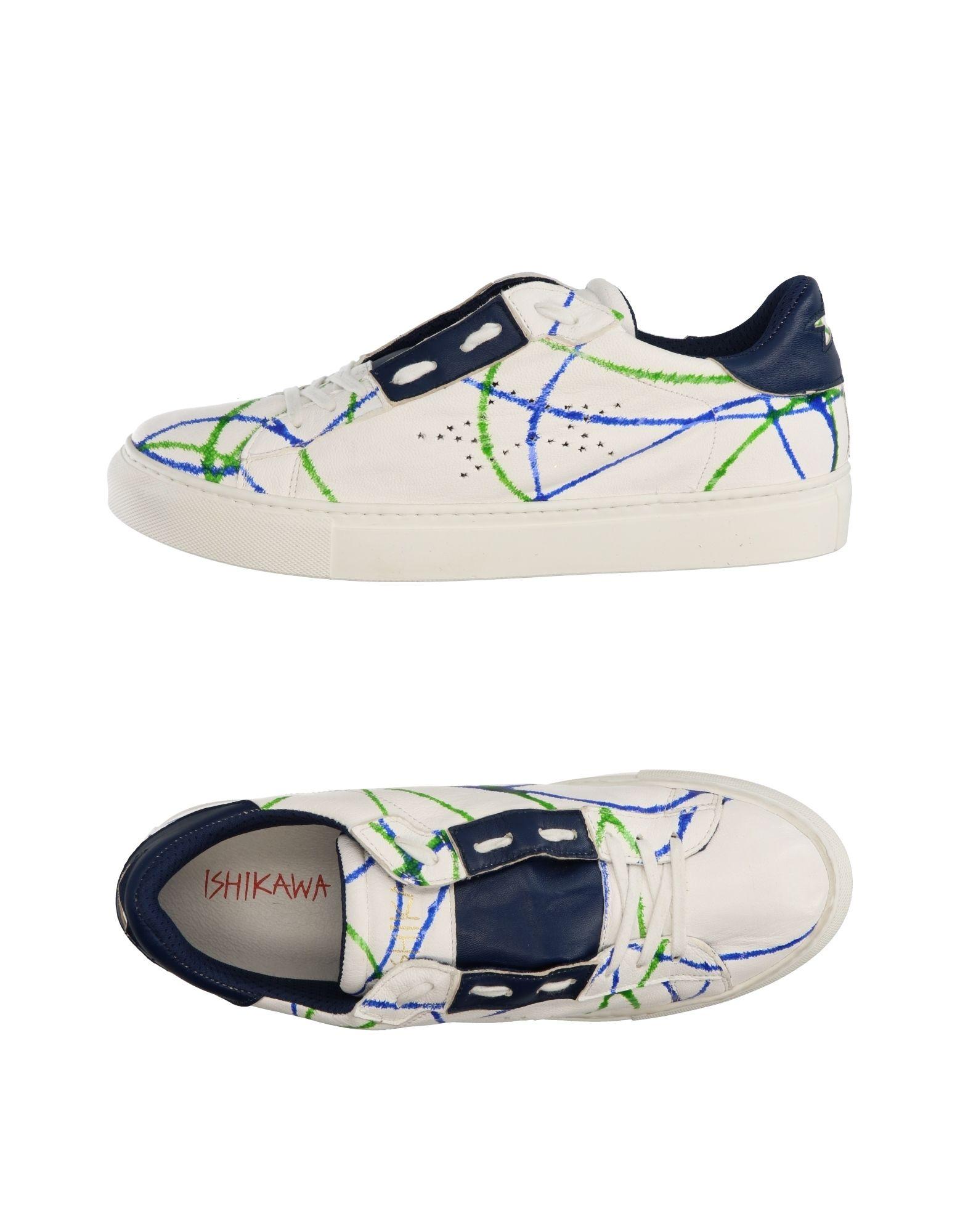 Ishikawa Sneakers Herren  11260795KU Heiße Heiße Heiße Schuhe 446b21