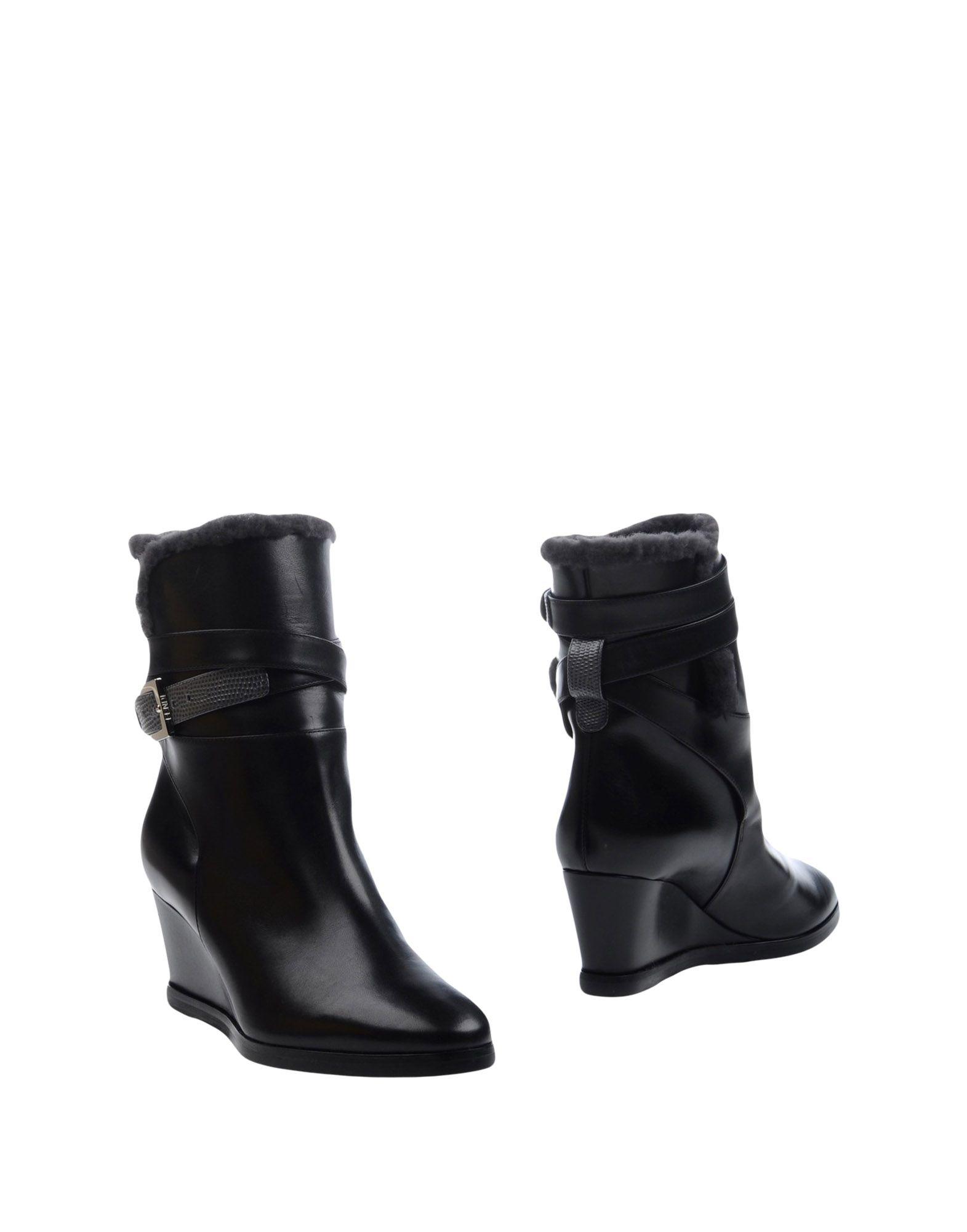 Haltbare Mode billige Schuhe Fendi Stiefelette Damen  11260797RC Heiße Schuhe