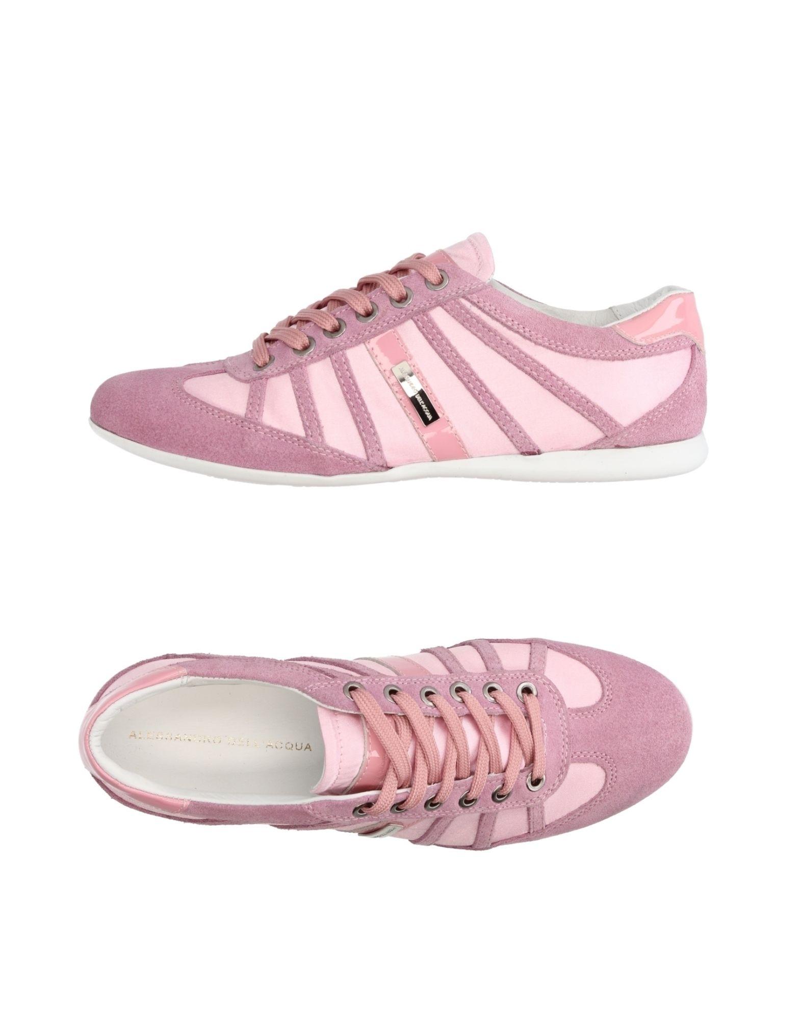 Stilvolle billige Schuhe Alessandro Dell'acqua Sneakers Damen  11260983CX