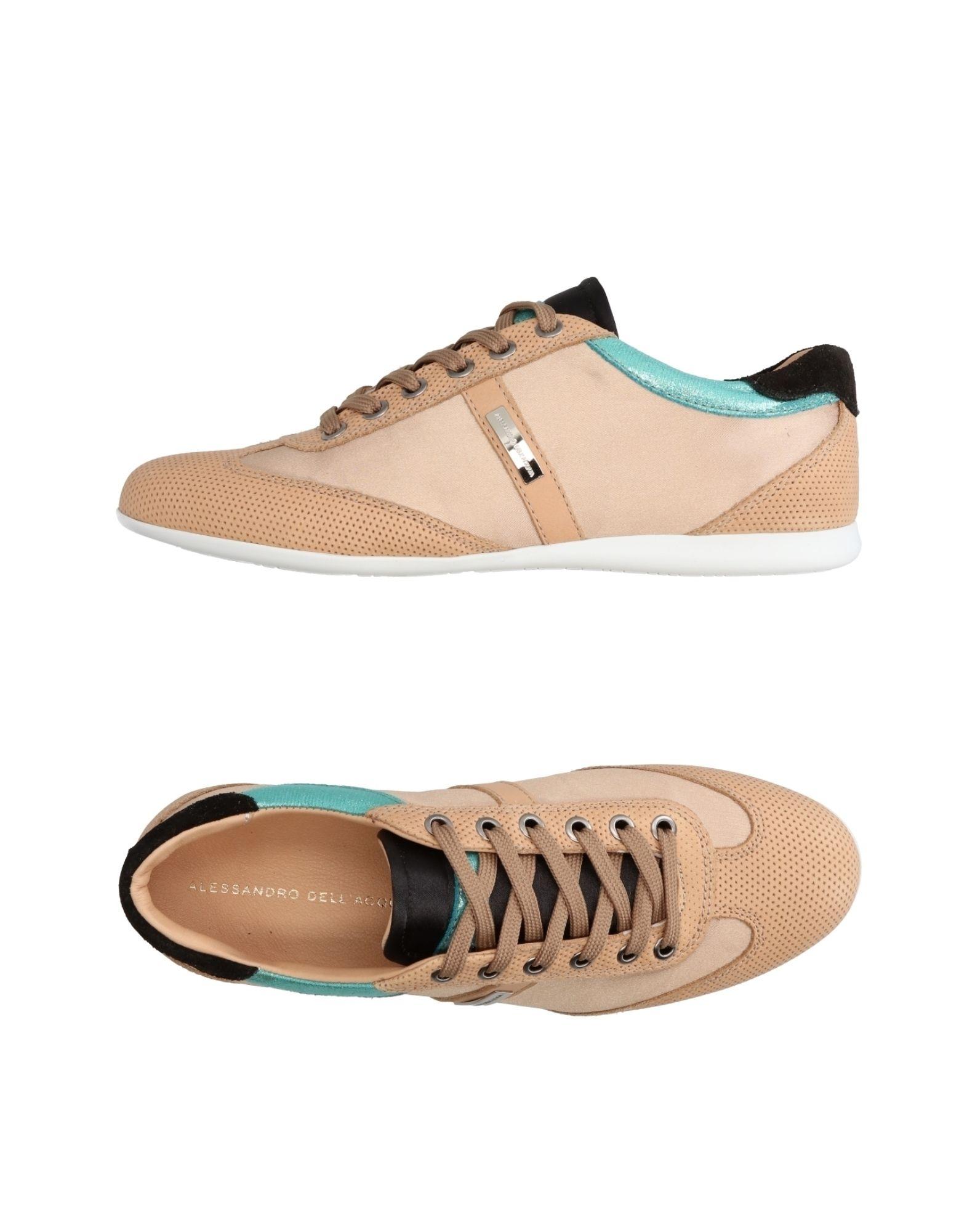Sneakers Alessandro Dellacqua Femme - Sneakers Alessandro Dellacqua sur