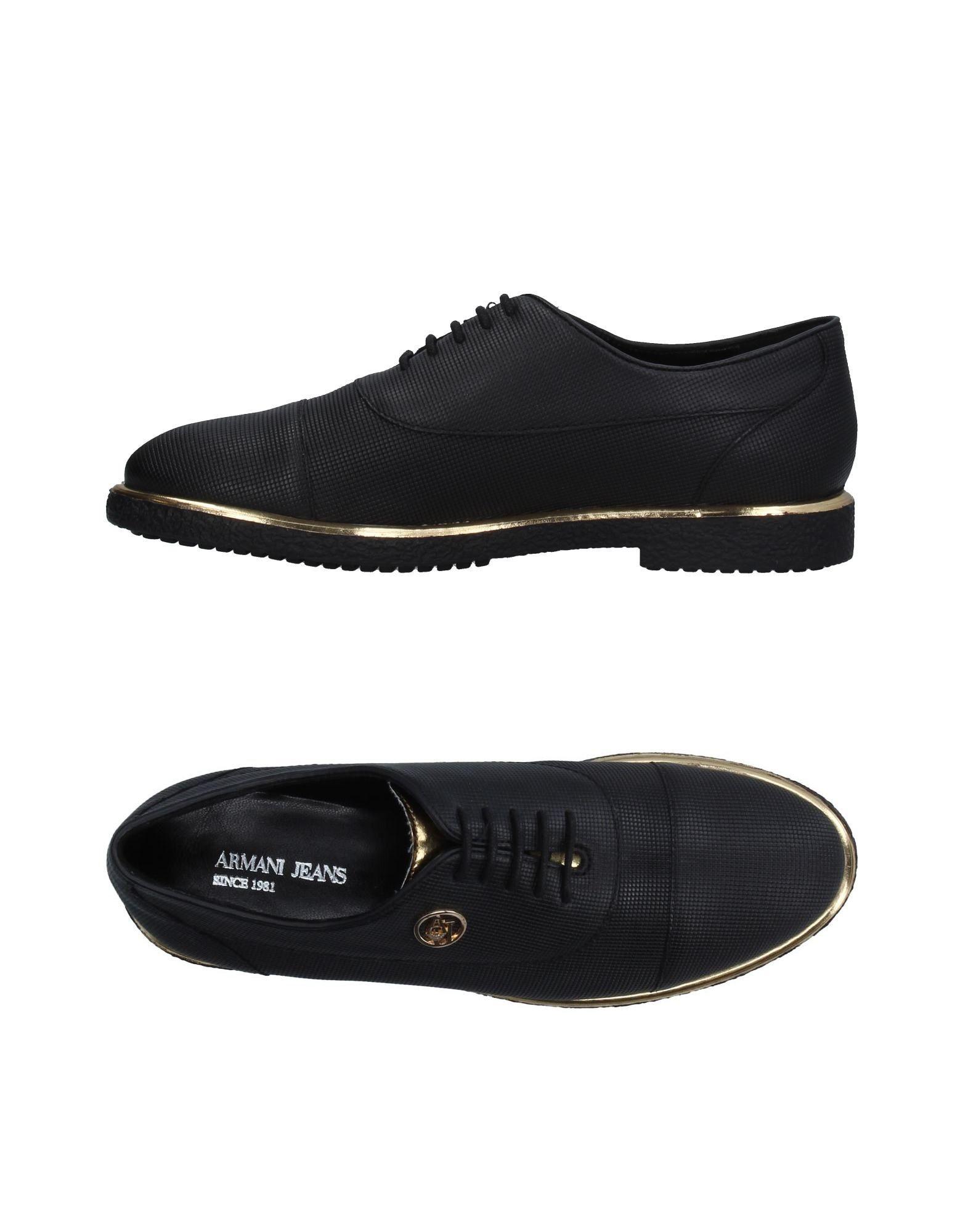 Armani Jeans Schnürschuhe lohnt Damen Gutes Preis-Leistungs-Verhältnis, es lohnt Schnürschuhe sich 16045 3b5f55