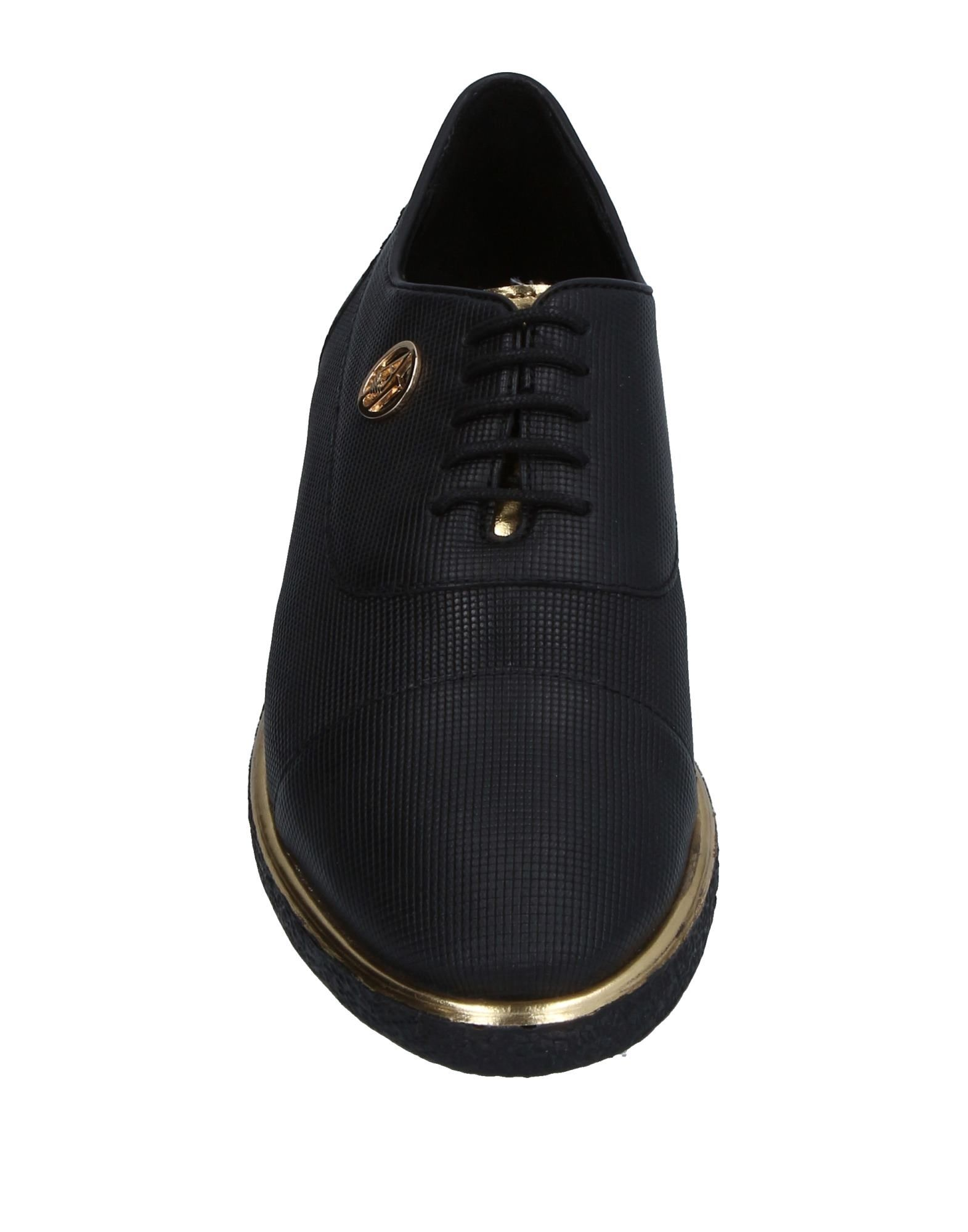 Gut um billige Damen Schuhe zu tragenArmani Jeans Schnürschuhe Damen billige  11261139DB 5bcd41