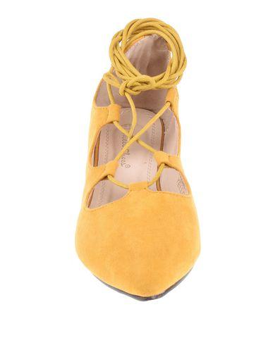 Shoes Scarpe Donna Ballerine Sweet Giallo