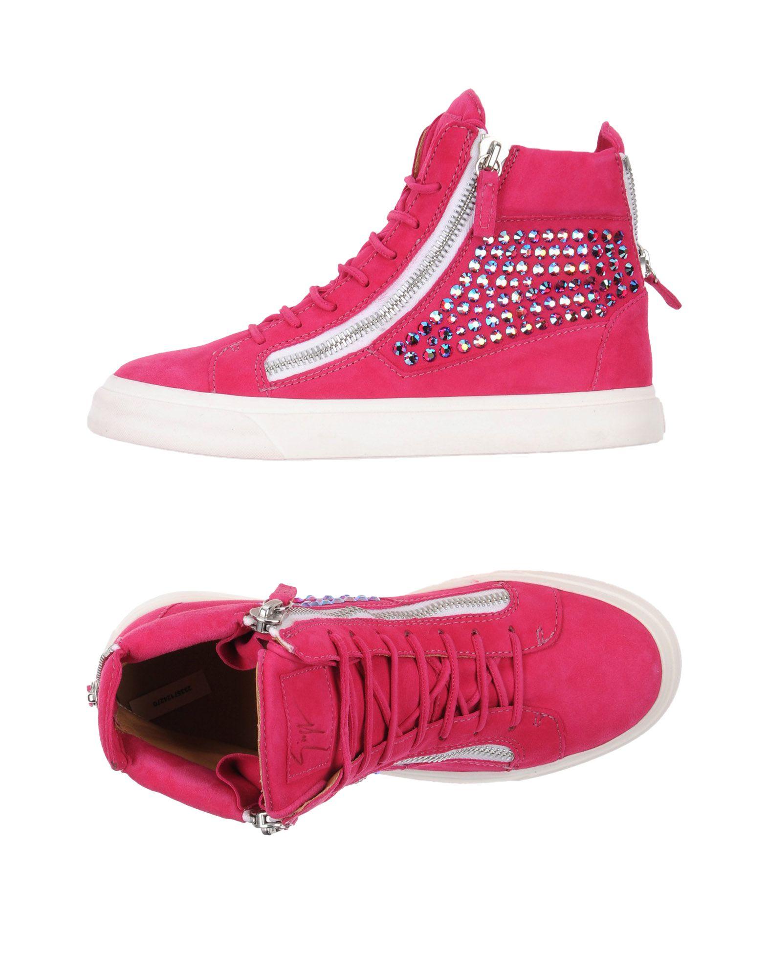 Giuseppe Zanotti Sneakers Damen  11261479DJGünstige gut aussehende Schuhe