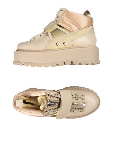 puma sneakers rihanna beige
