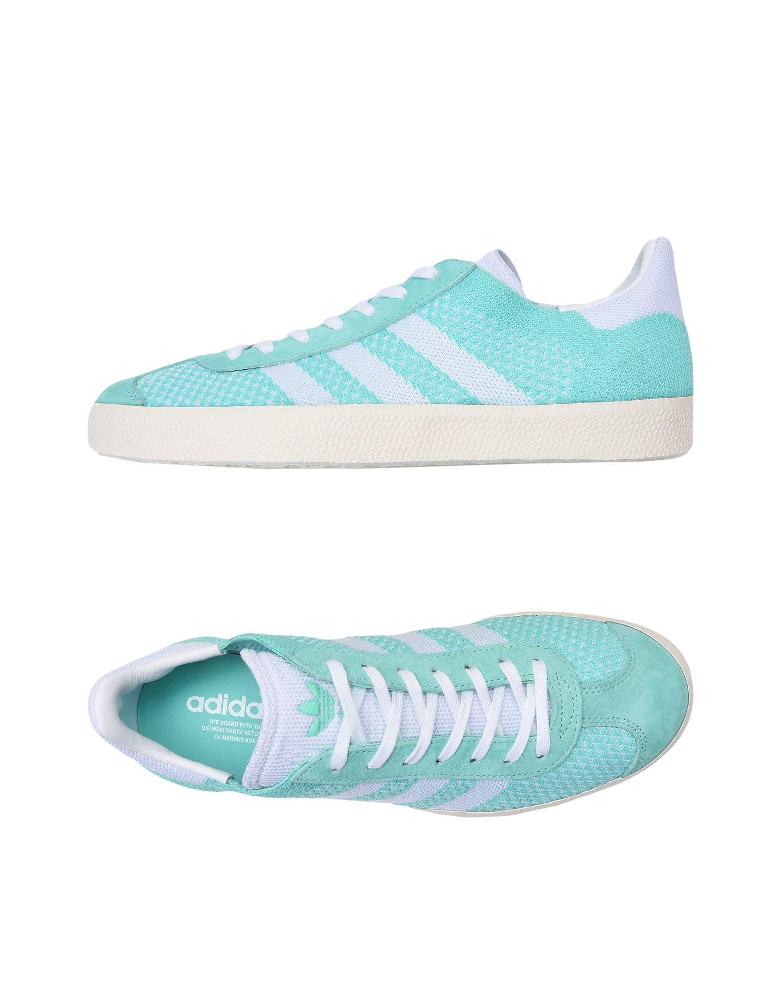 Los últimos zapatos de descuento para hombres y Adidas mujeres Zapatillas Adidas y Originals Gazelle Pk W - Mujer - Zapatillas Adidas Originals  Verde claro e35eca
