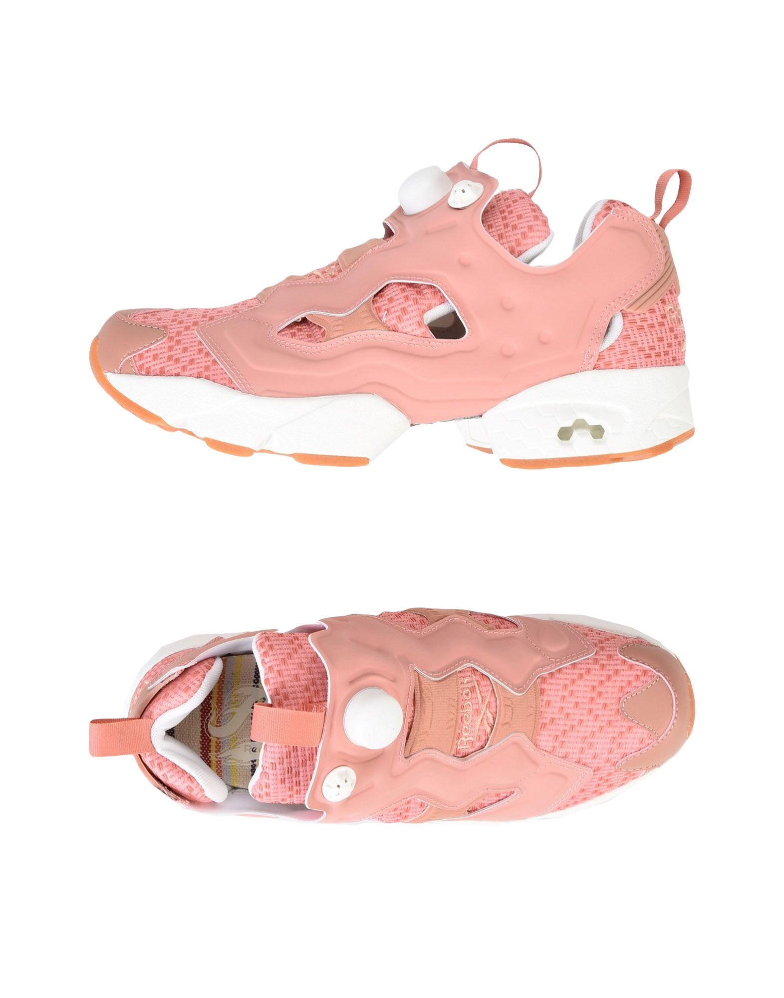 Baskets Reebok Instapump Fury Off - Femme - Baskets Reebok Rose Chaussures casual sauvages