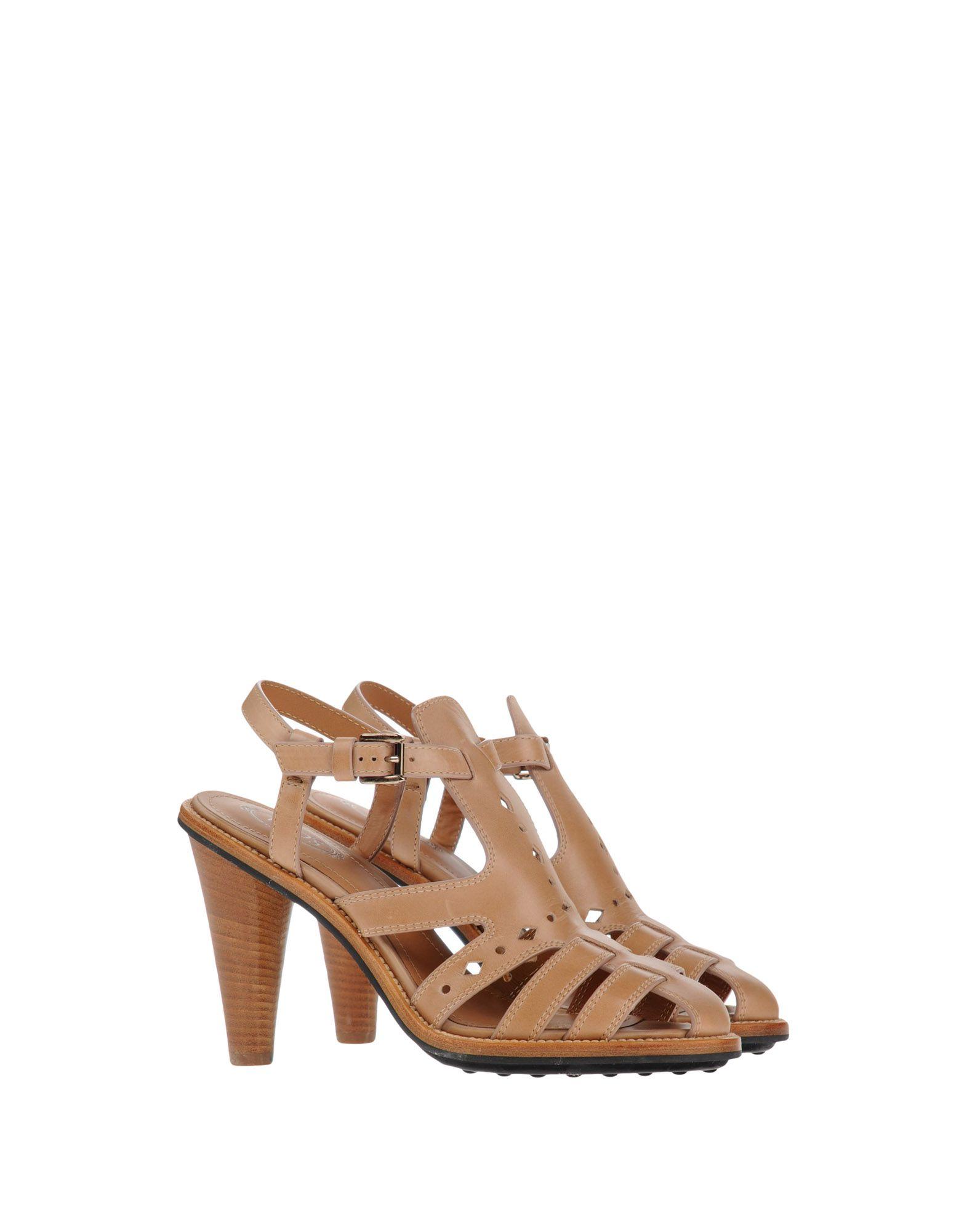 Tod's Sandalen Damen  strapazierfähige 11261902MJGut aussehende strapazierfähige  Schuhe 3a5e42