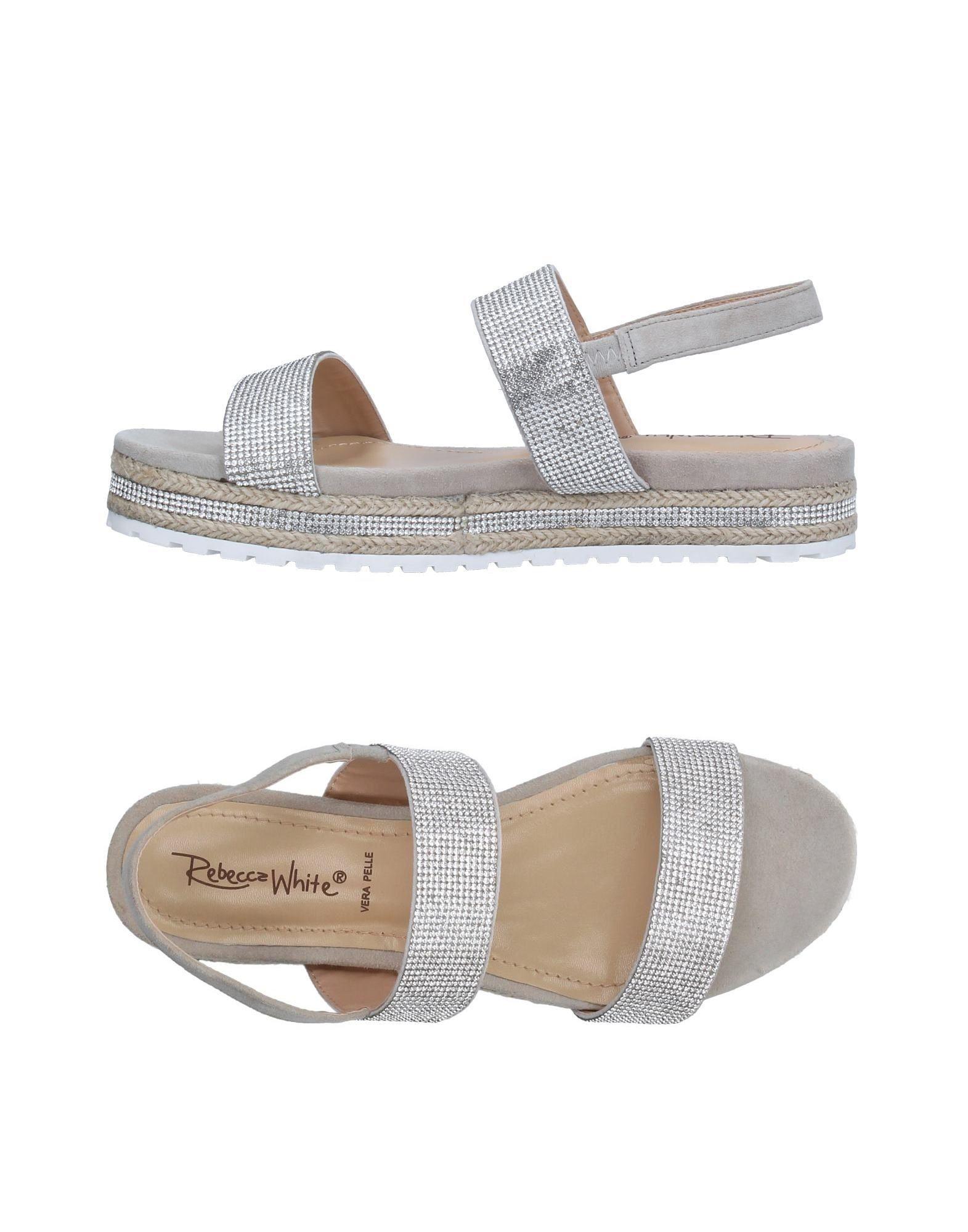Rebecca White Espadrilles Damen  11261997LD Gute Qualität beliebte Schuhe