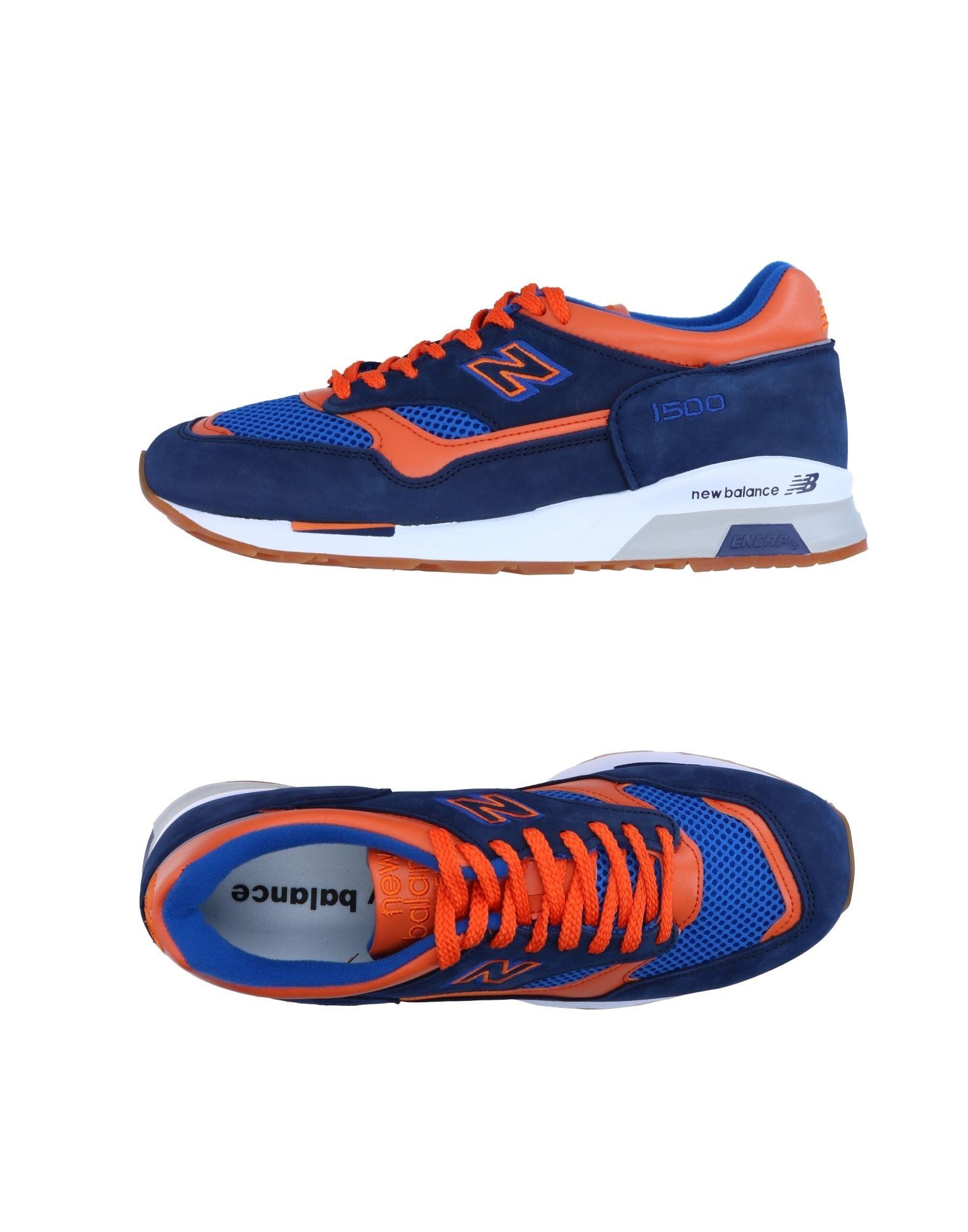 Rabatt echte Sneakers Schuhe New Balance Sneakers echte Herren  11262070BG fe916b