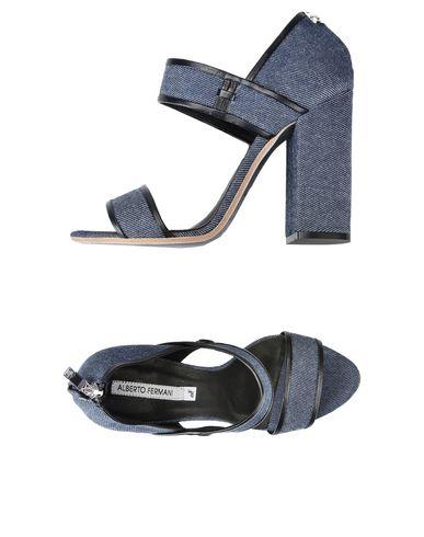 Nuevos zapatos para hombres y mujeres, descuento por tiempo limitado Sandalia Alberto Fermani Mujer - Sandalias Alberto Fermani   - 11262093DF Azul marino