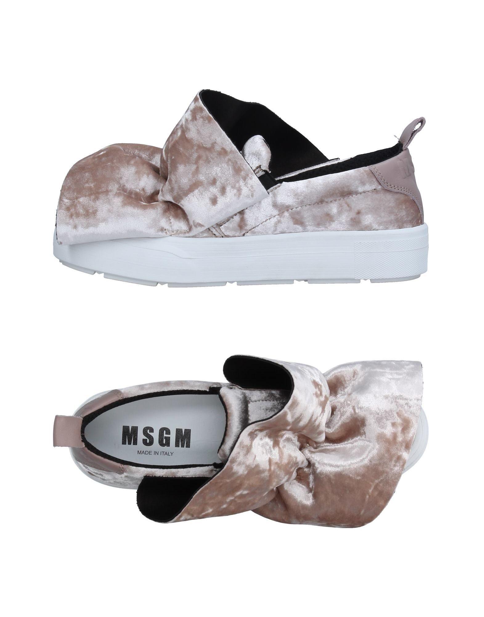 Gut um billige Schuhe zu tragenMsgm Sneakers Damen  11262195JH