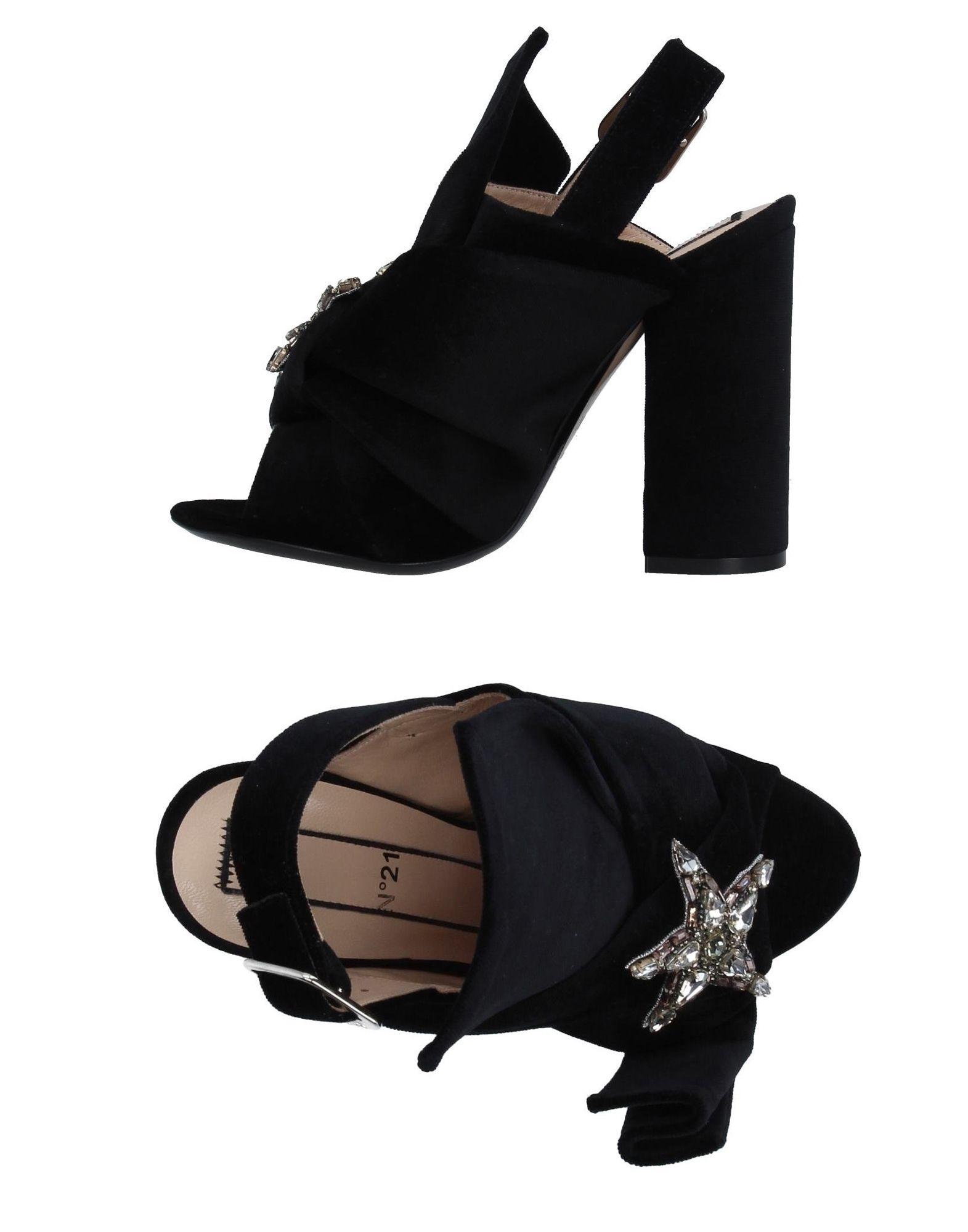 N° 21 Sandalen Damen  11262246IKGut aussehende strapazierfähige Schuhe