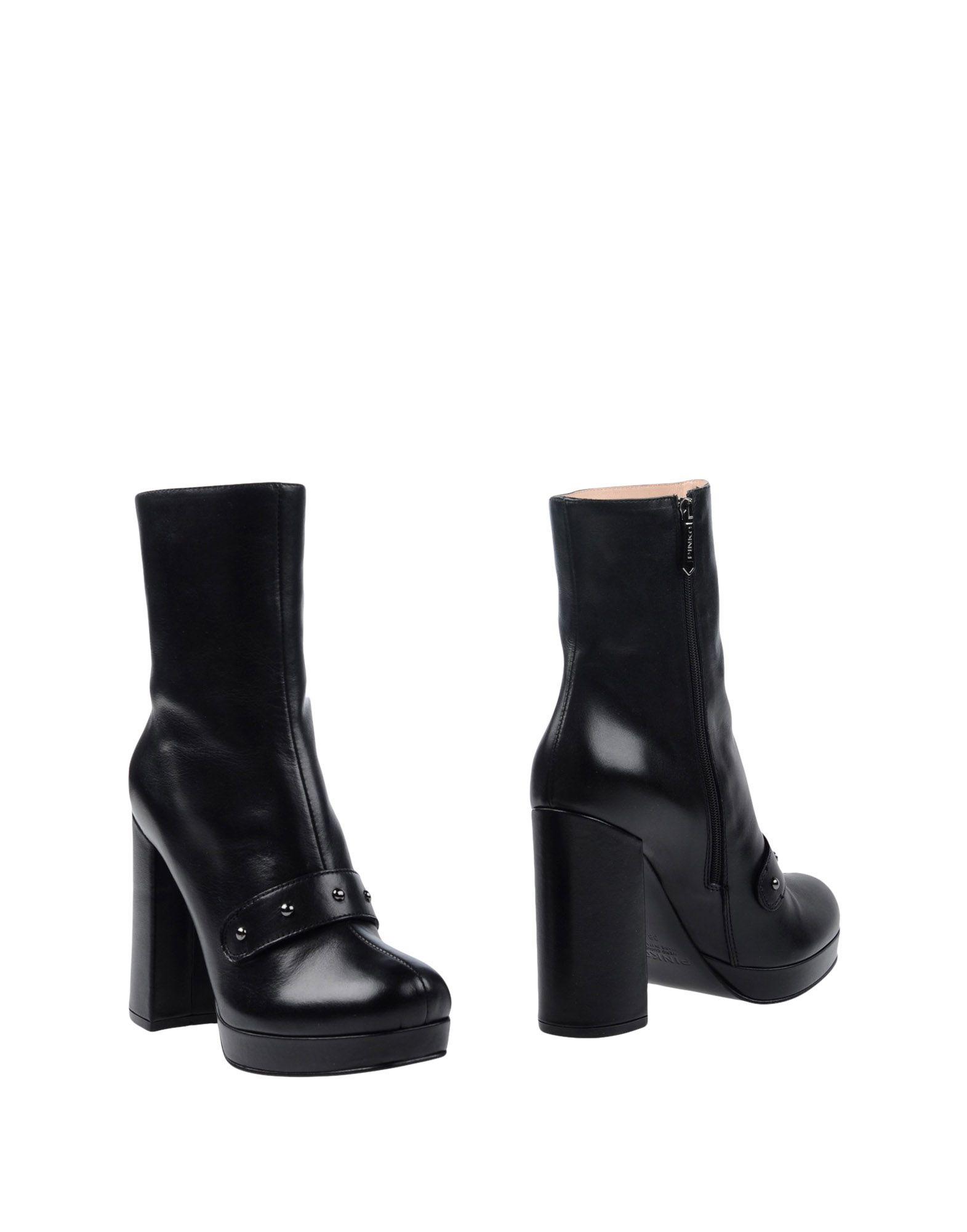 Pinko Stiefelette Damen  11262278WBGut aussehende strapazierfähige Schuhe