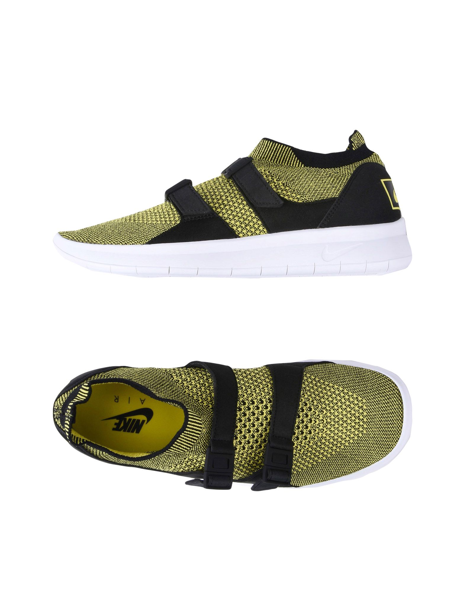 Zapatillas Nike  Air Sockracer Flyknit - Hombre - - Hombre Zapatillas Nike  Amarillo 1b111e