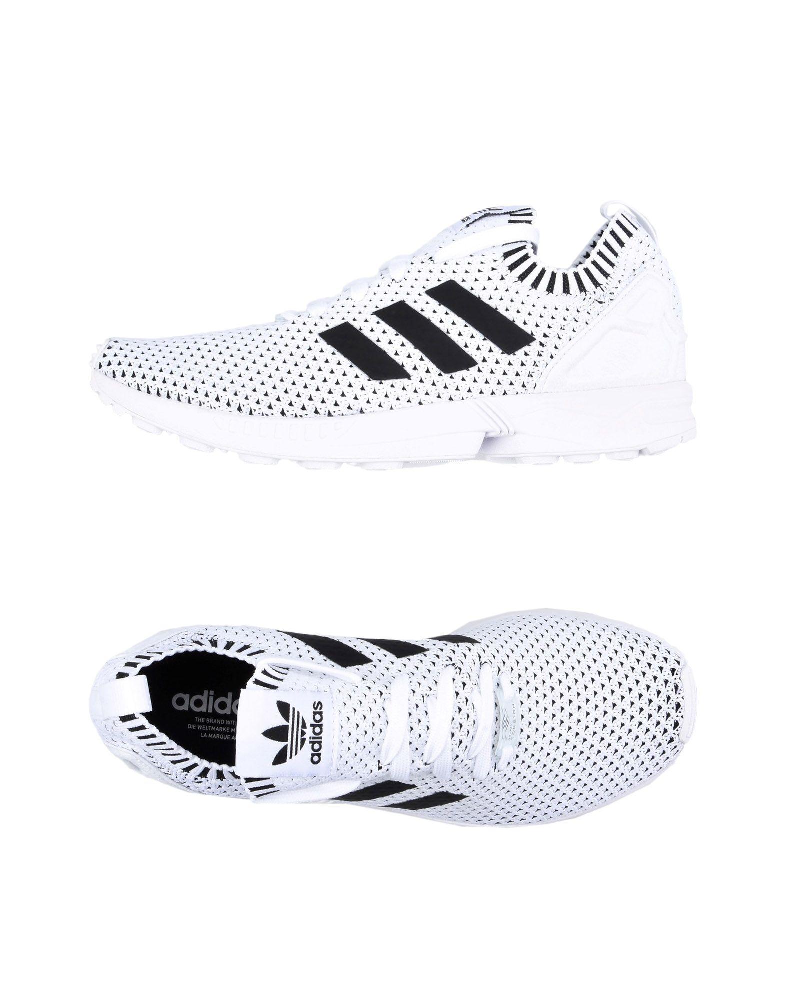 Adidas Originals Zx Flux Pk - Sneakers Sneakers Sneakers - Men Adidas Originals Sneakers online on  United Kingdom - 11262573NW 9864f9