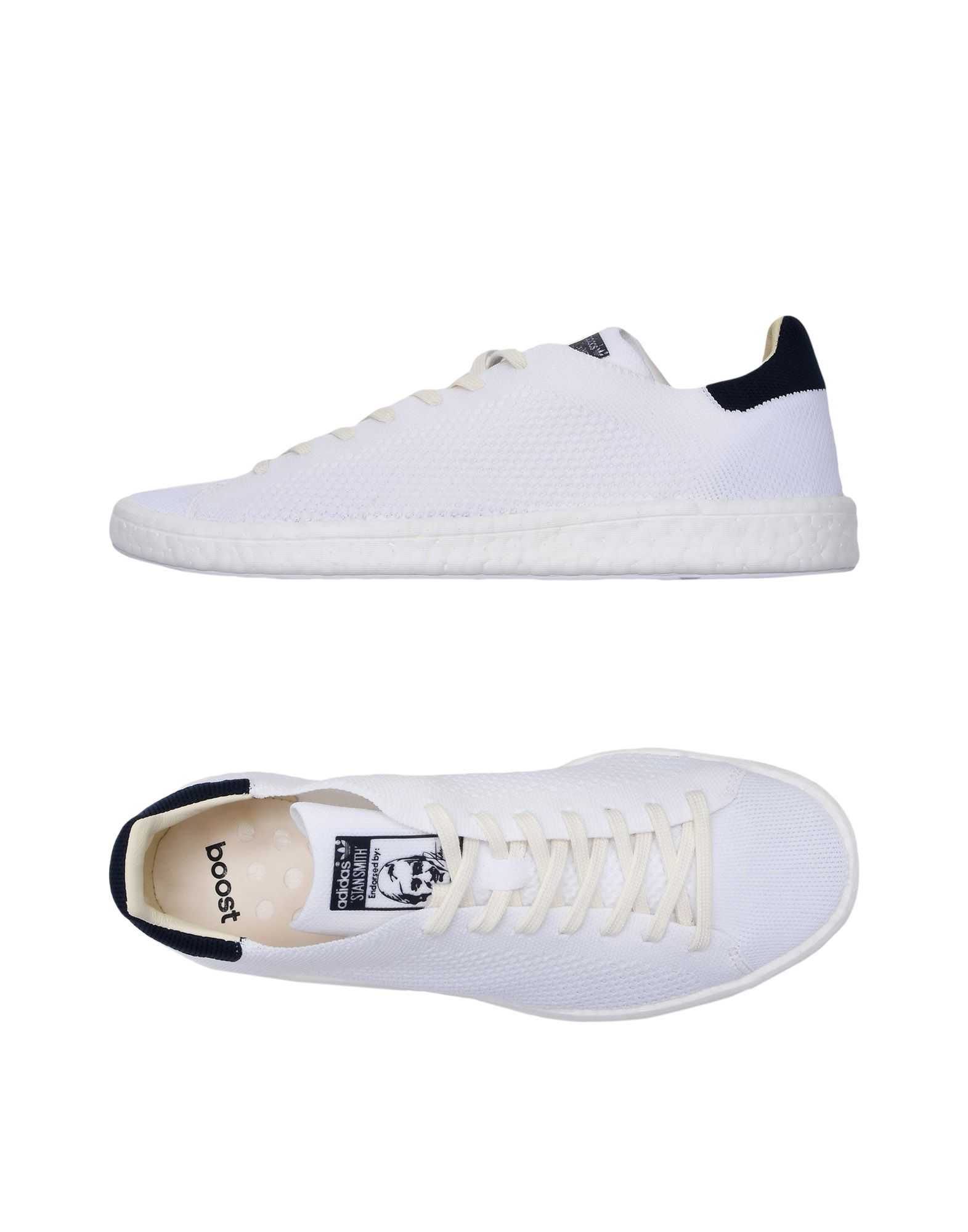 Scarpe da Ginnastica Uomo Adidas Originals Stan Smith Pk - Uomo Ginnastica - 11262591MH 3d25ee