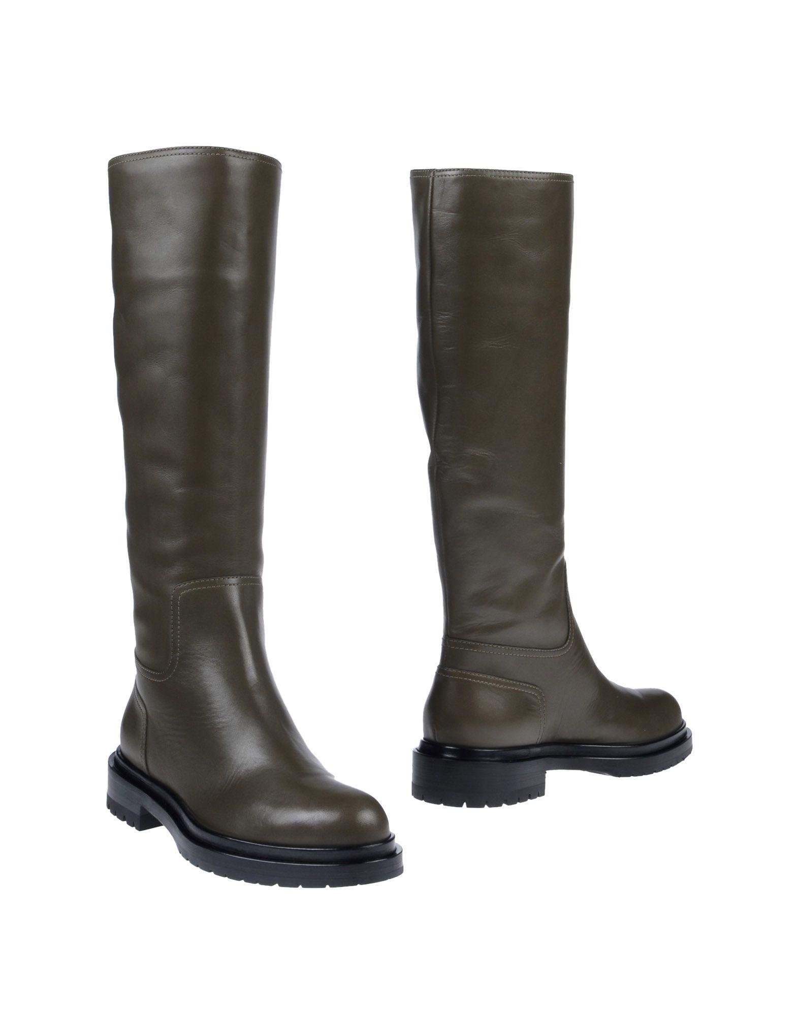 Sergio Rossi Stiefel Damen  11262742GMGut aussehende strapazierfähige Schuhe