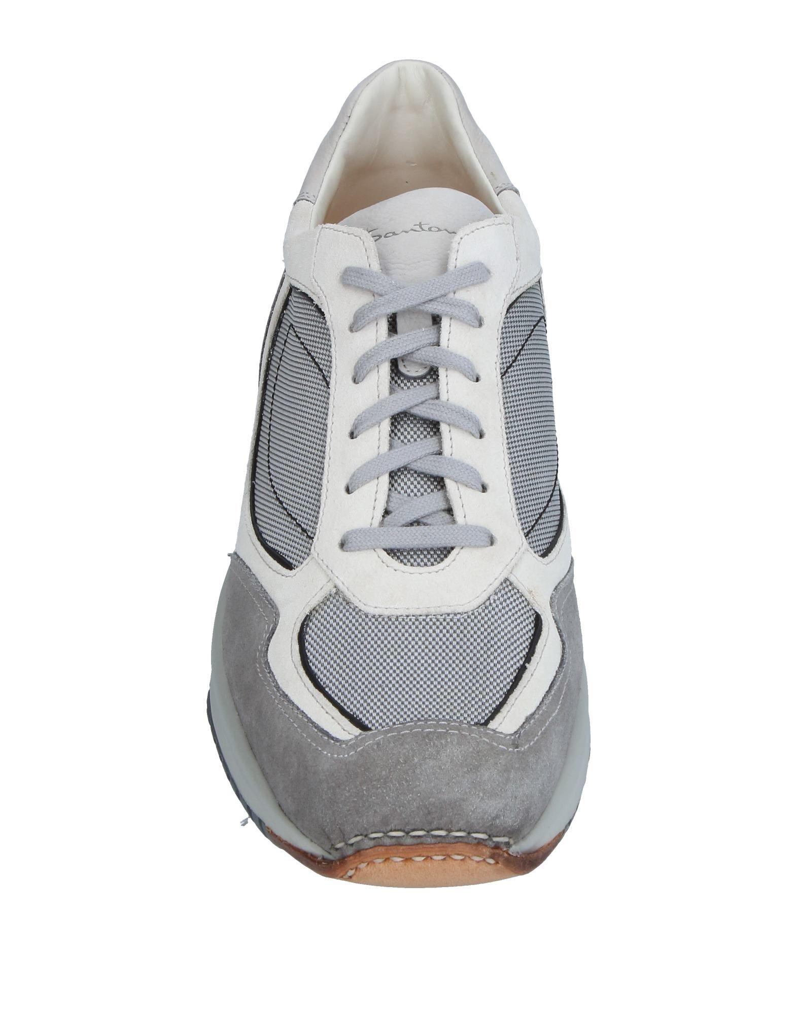 Santoni Sneakers Herren Herren Sneakers  11262758DI 34776d