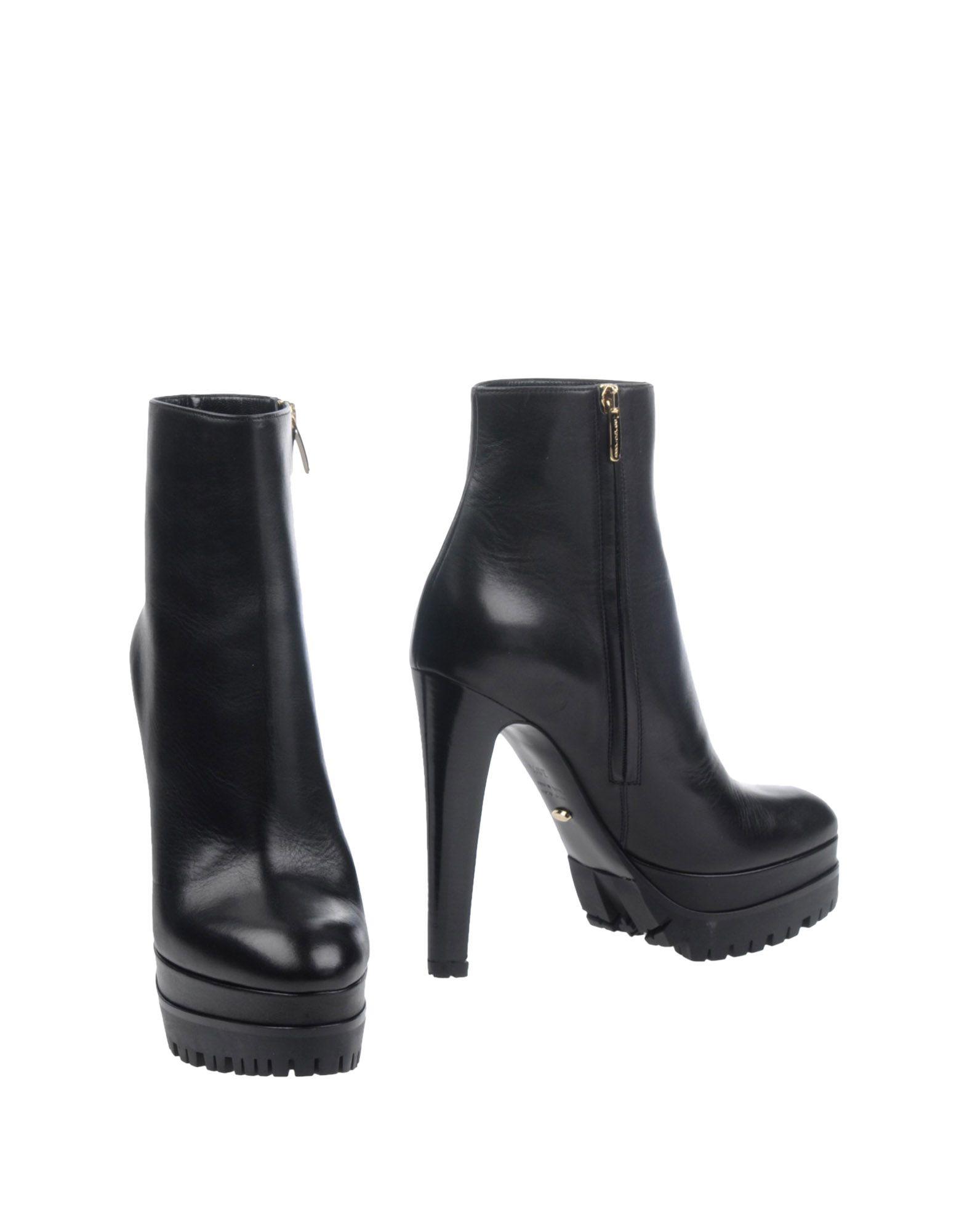 Sergio Rossi Stiefelette Damen  11262770FPGünstige gut aussehende Schuhe