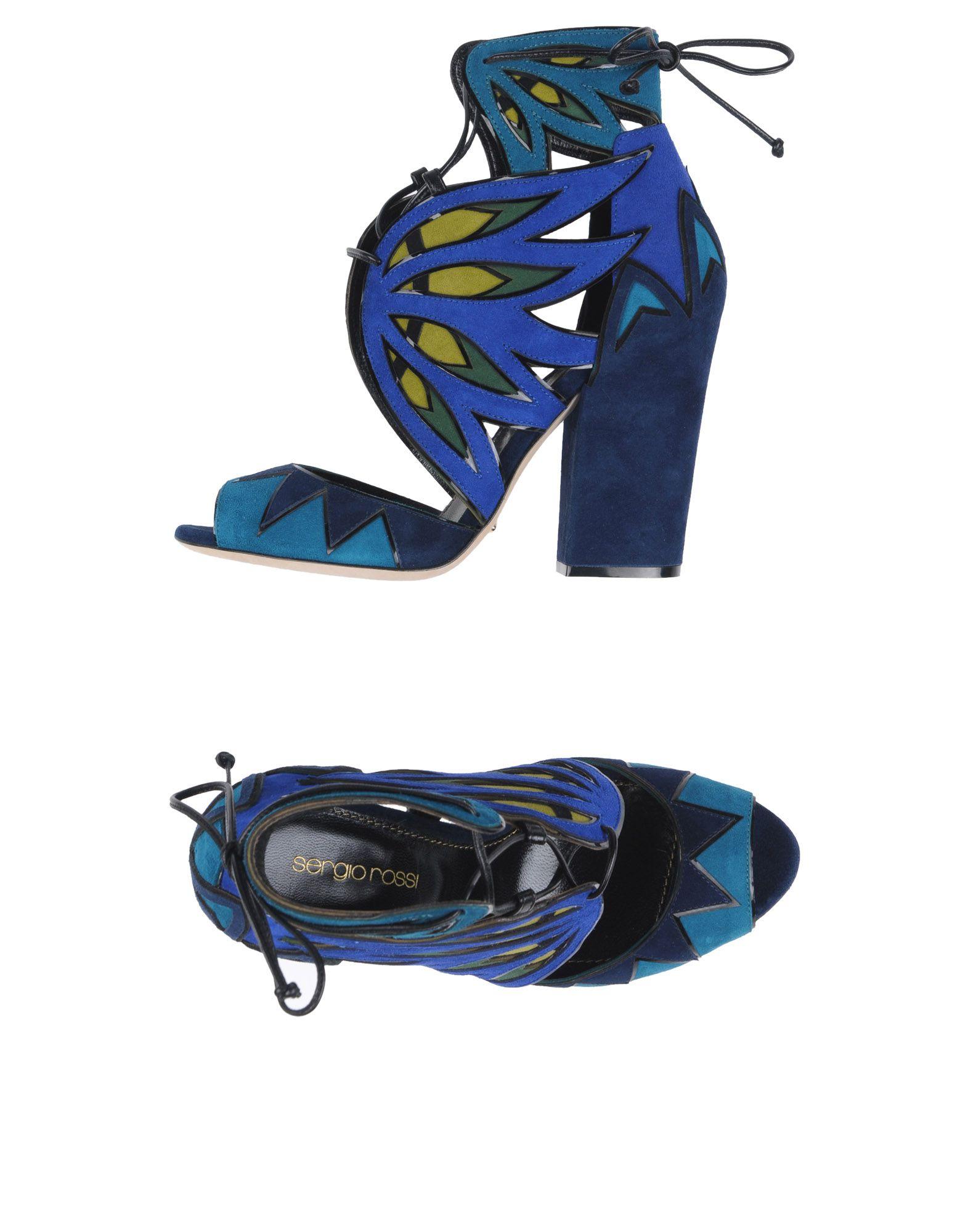 Sergio  Rossi Sandalen Damen  Sergio 11262871GKGünstige gut aussehende Schuhe 7ffe37
