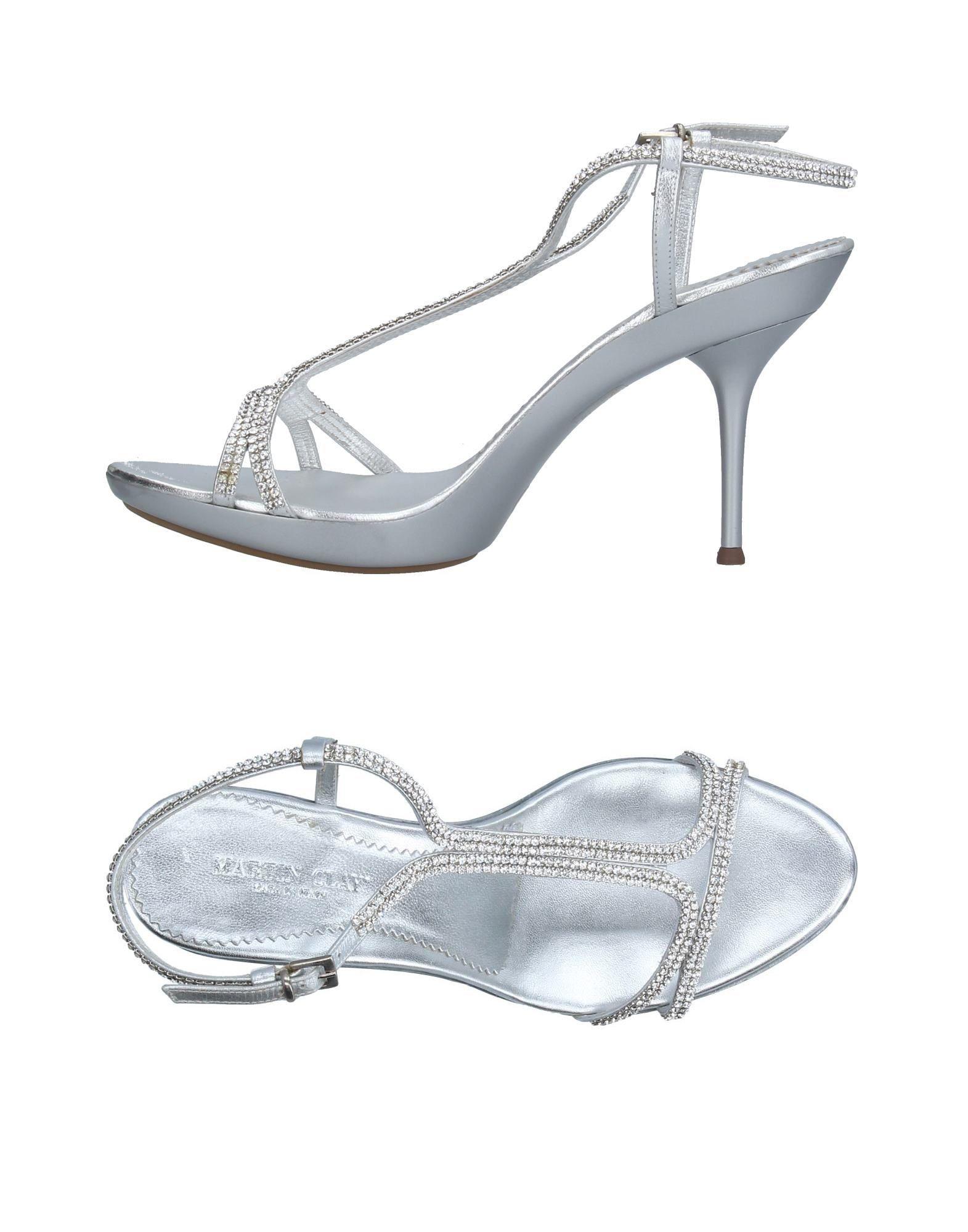 Stilvolle billige Schuhe Martin Clay Sandalen Damen    11262896KK 79fd8e