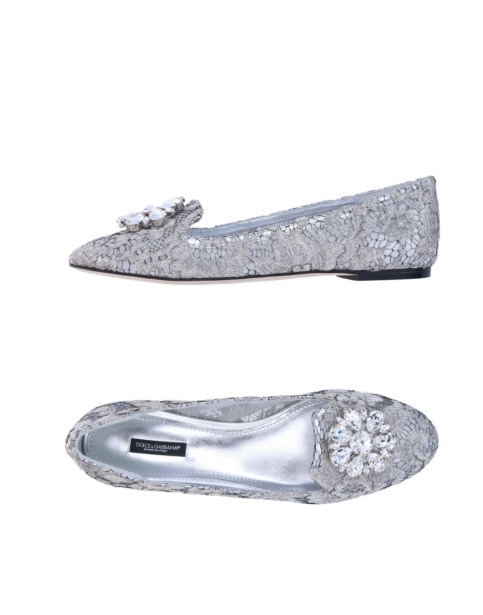 Dolce & Gabbana Mokassins Damen Schuhe  11263279KHGünstige gut aussehende Schuhe Damen 3fada6