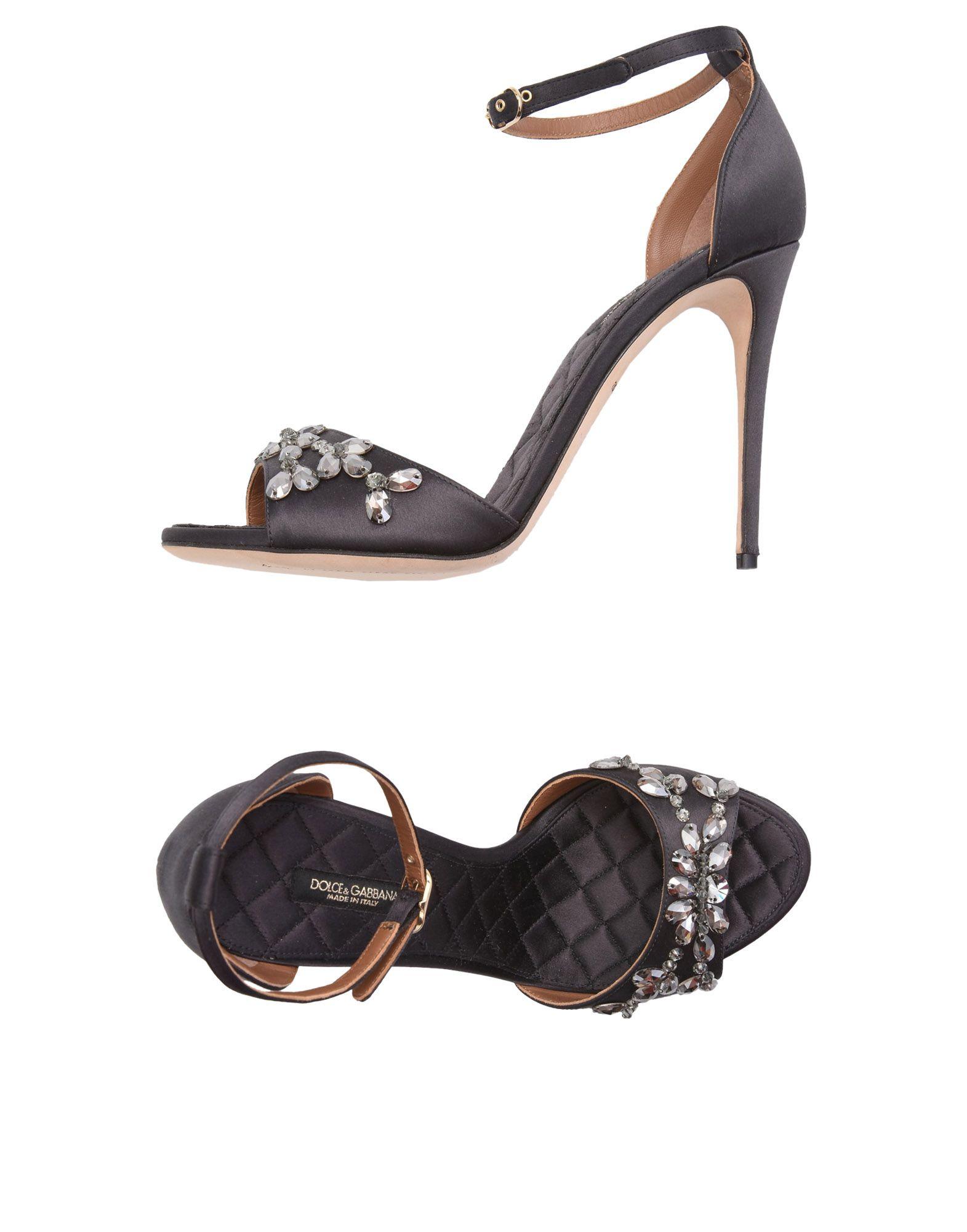 Dolce & Gabbana Sandalen Damen  11263293IXGünstige gut aussehende Schuhe