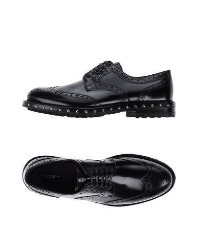 Moda barata y hermosa Zapato De Cordones Dolce & Gabbana Mujer - Zapatos De Cordones Dolce & Gabbana   - 11263297XI Negro