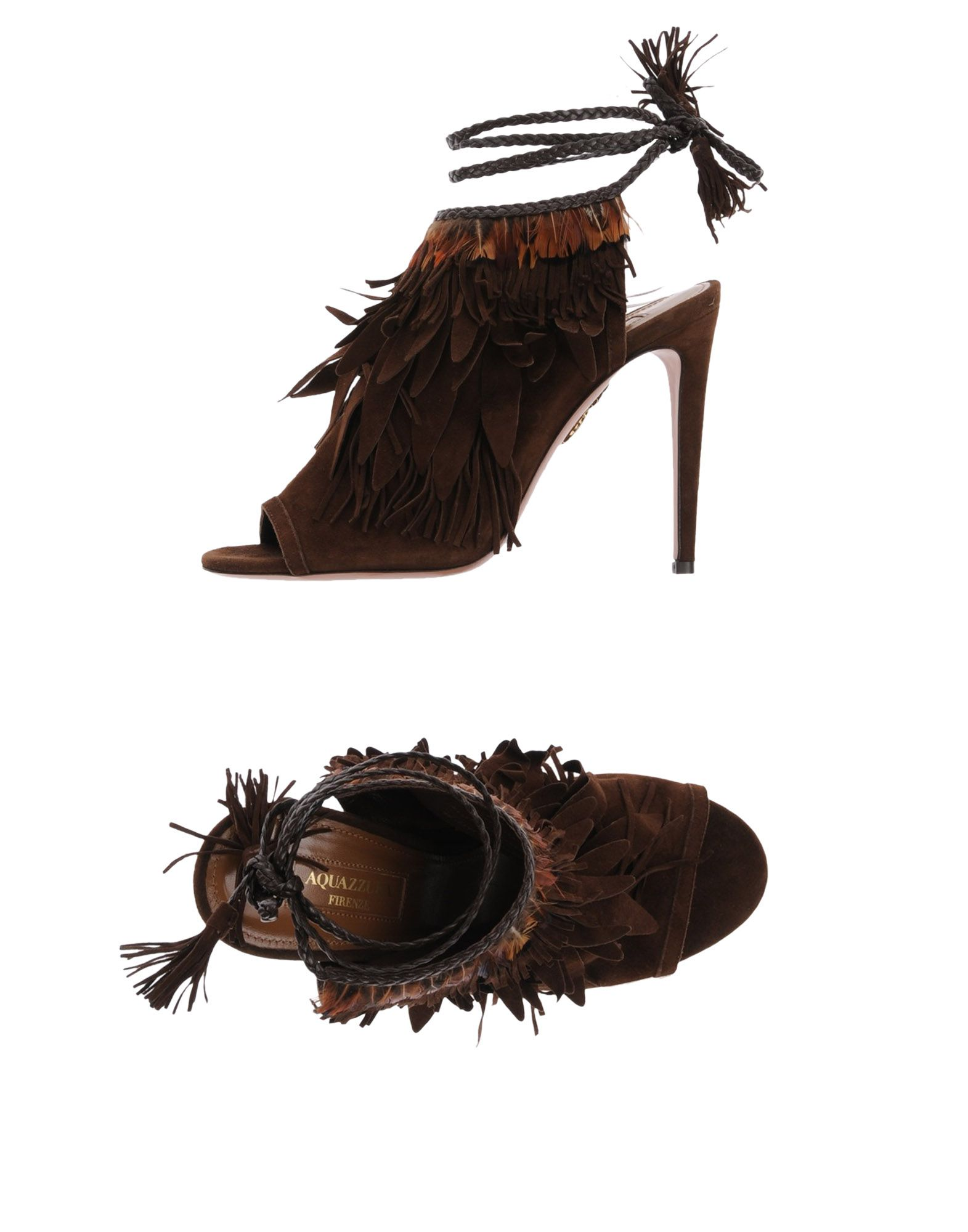 Aquazzura Sandalen aussehende Damen  11263332ARGünstige gut aussehende Sandalen Schuhe 3cd720