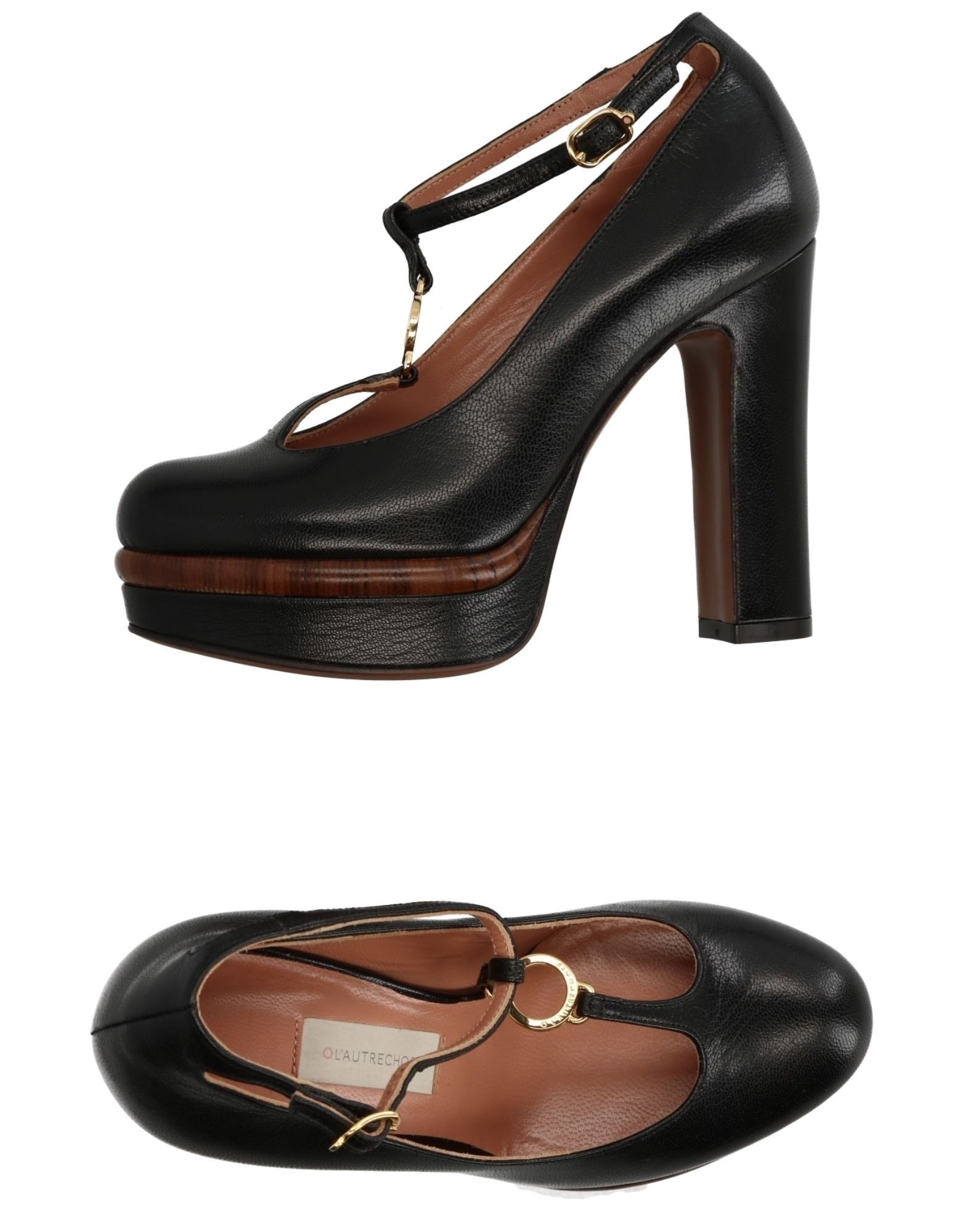Stilvolle billige Schuhe L' Autre Chose Pumps Damen  11263366TM