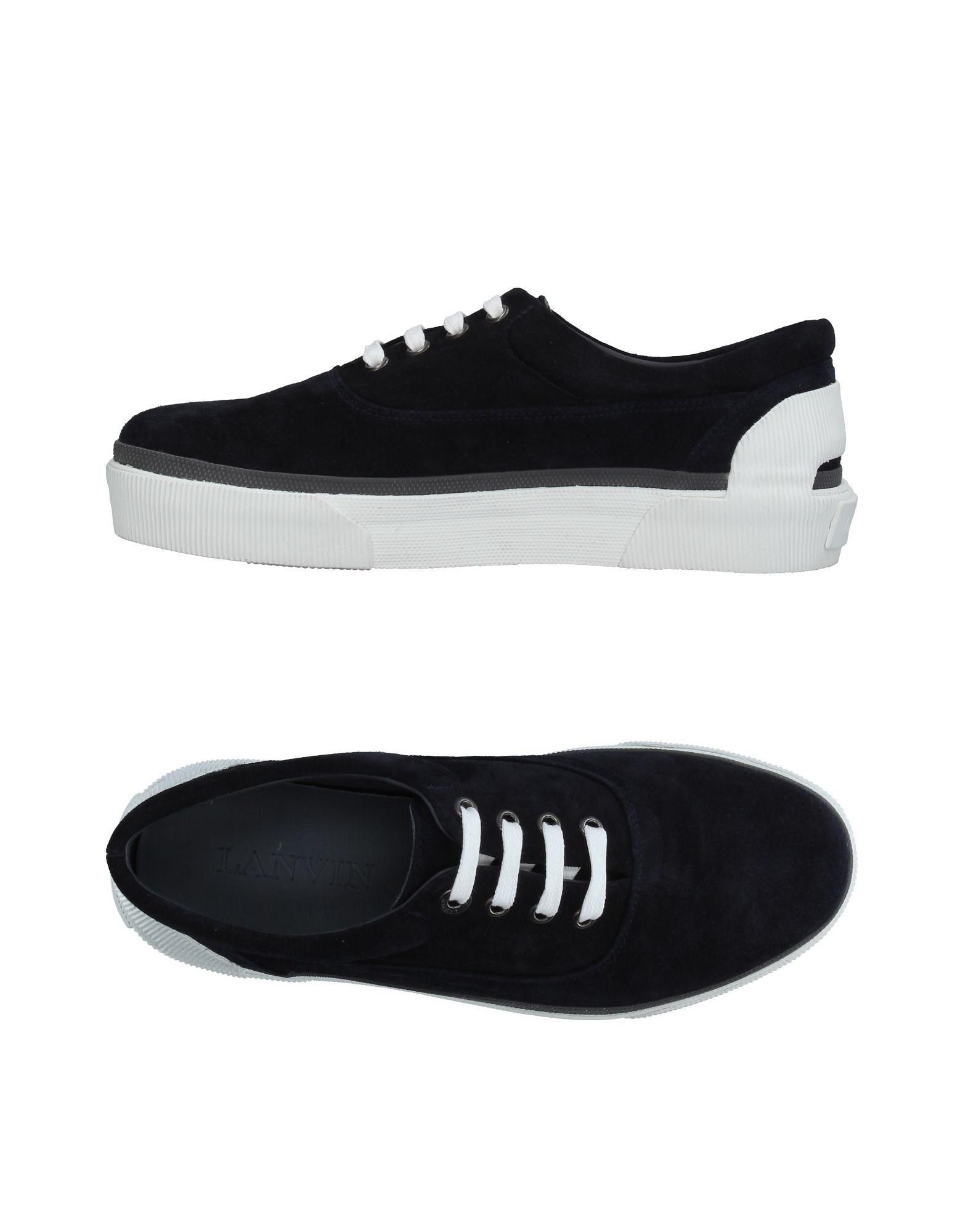Lanvin Sneakers Herren  11263471ED Gute Qualität beliebte Schuhe