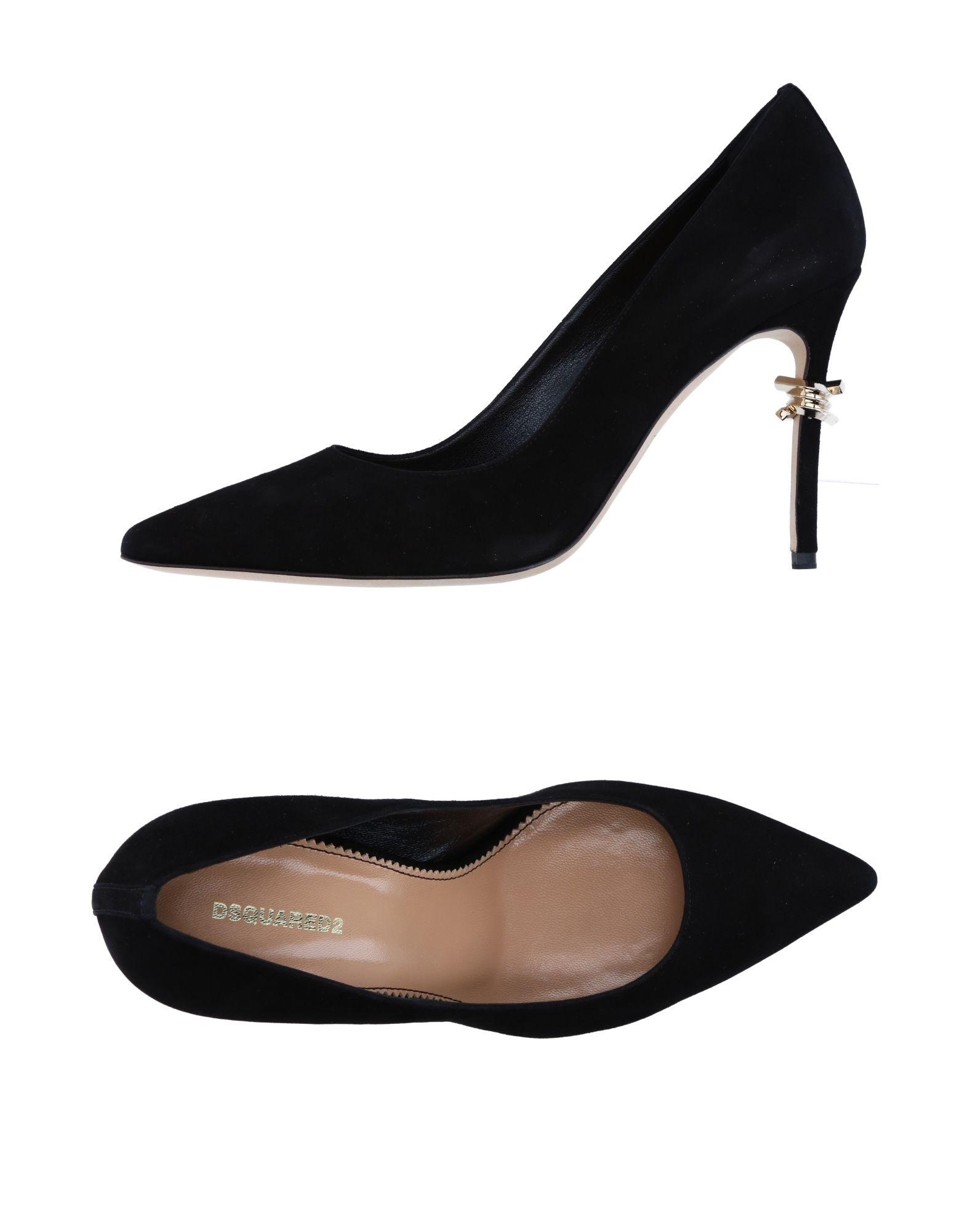 Dsquared2 Pumps aussehende Damen  11263765FMGünstige gut aussehende Pumps Schuhe 2a930a