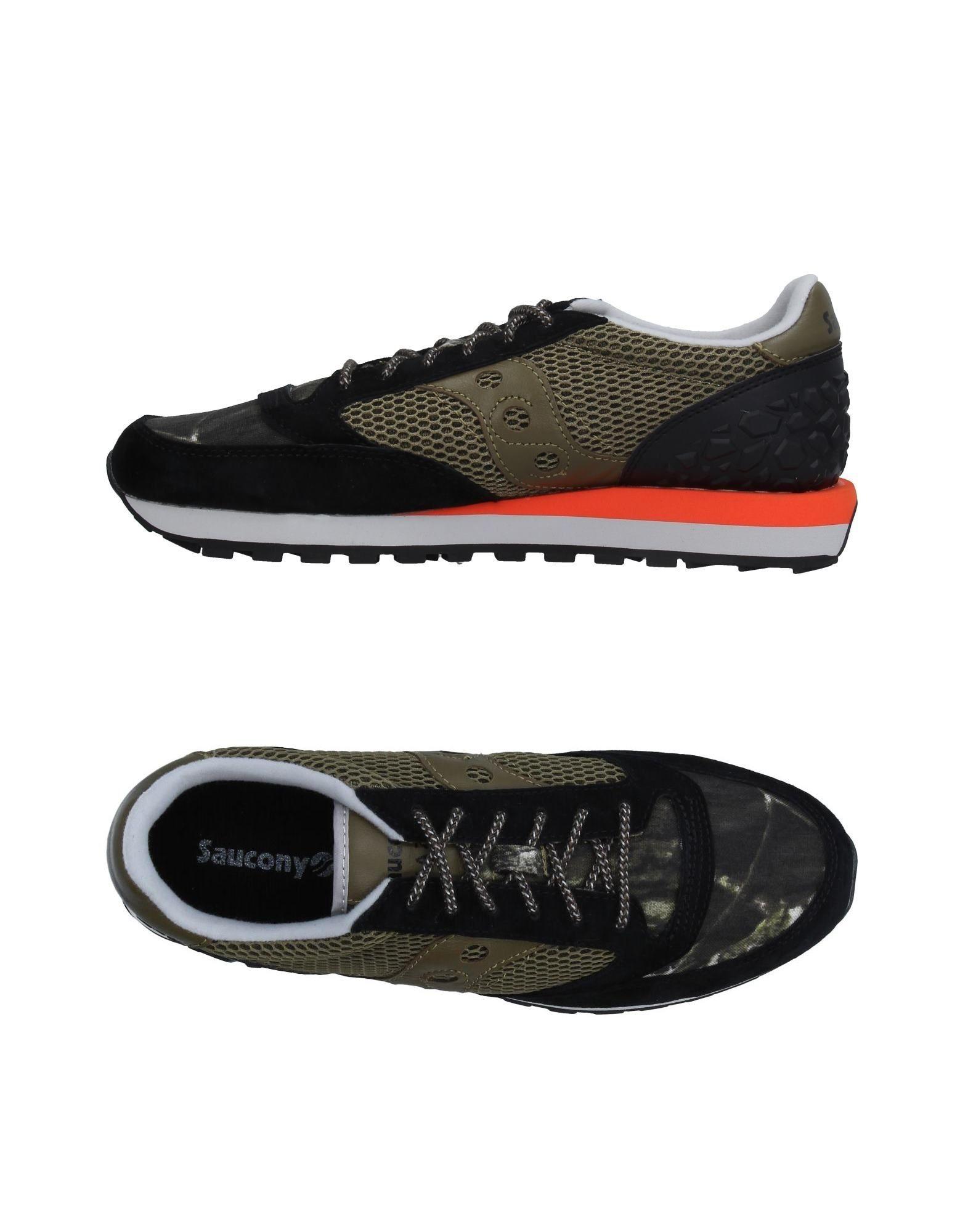 Rabatt echte Schuhe Saucony Sneakers Herren  11263826TK