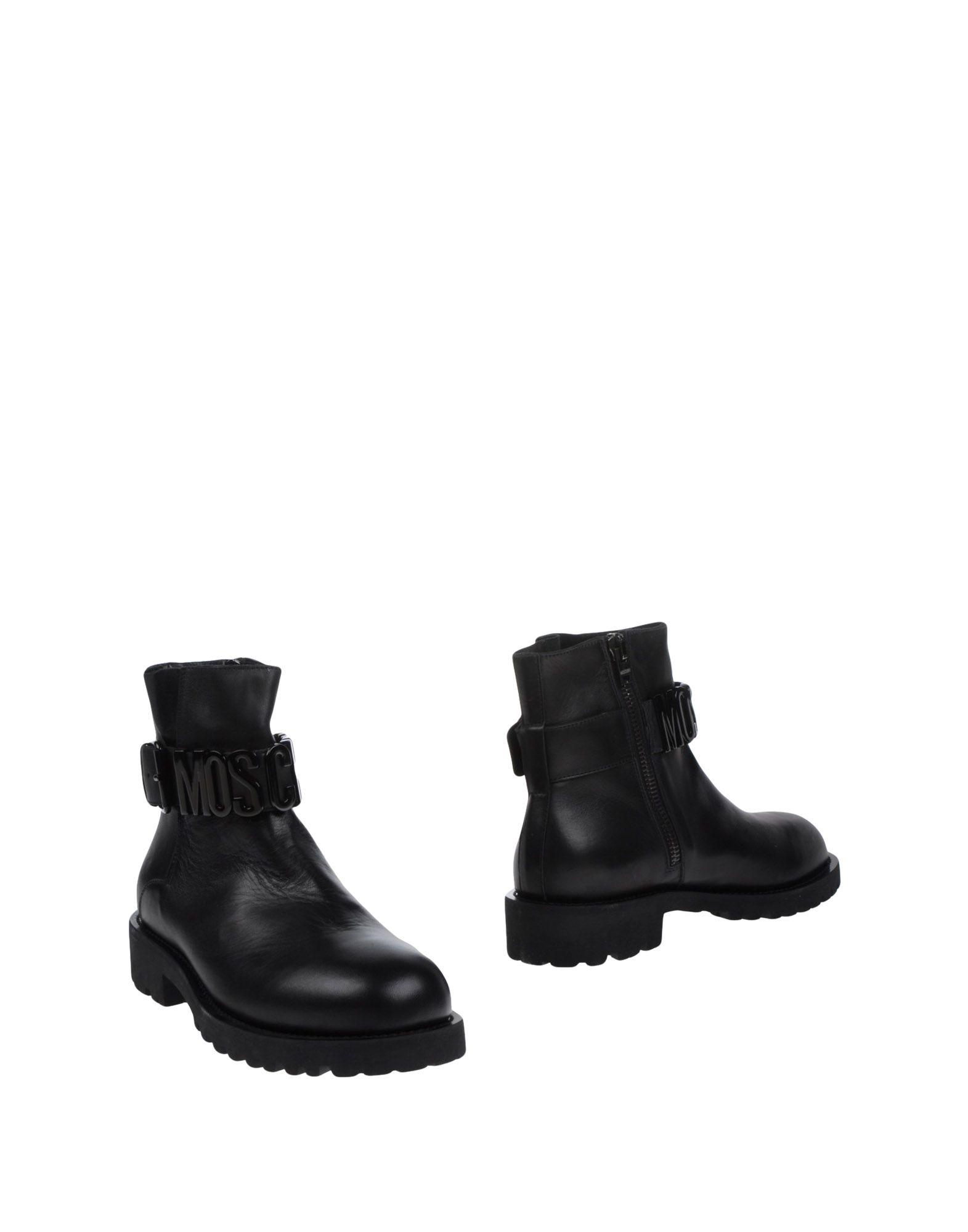 Moschino Stiefelette Herren  11263867EV Heiße Schuhe 063697
