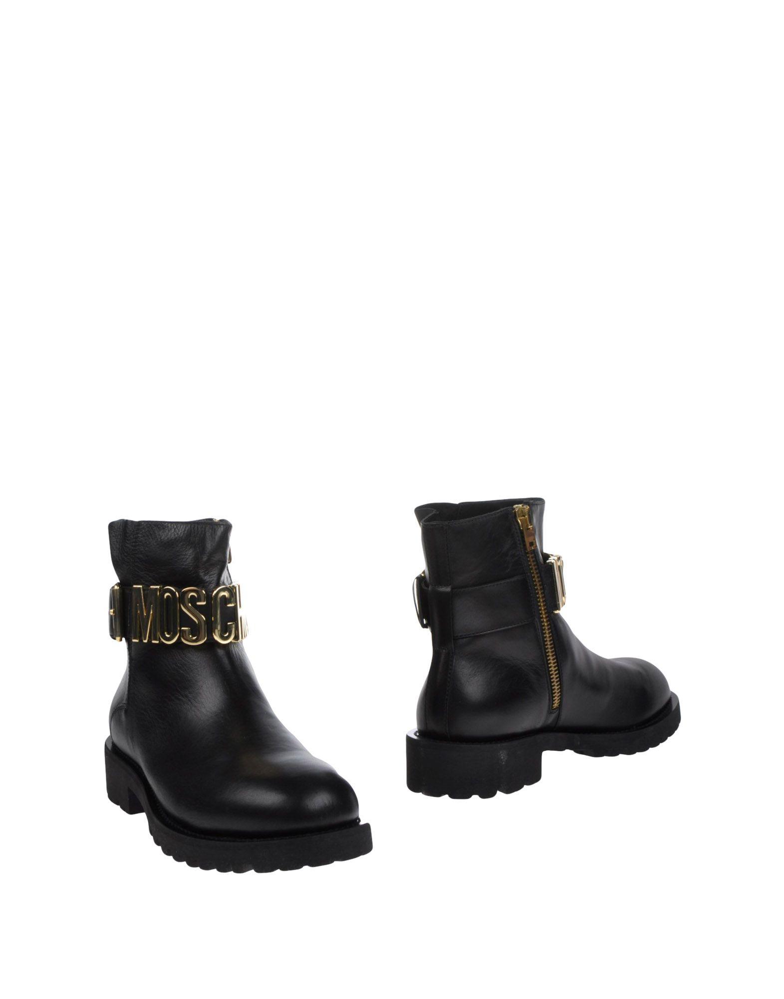 Moschino Stiefelette Herren  11263873AE Gute Qualität beliebte Schuhe