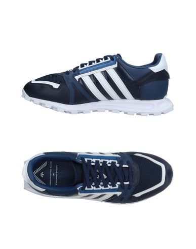 ADIDAS X WHITE MOUNTAINEERING Sneakers in Dark Blue