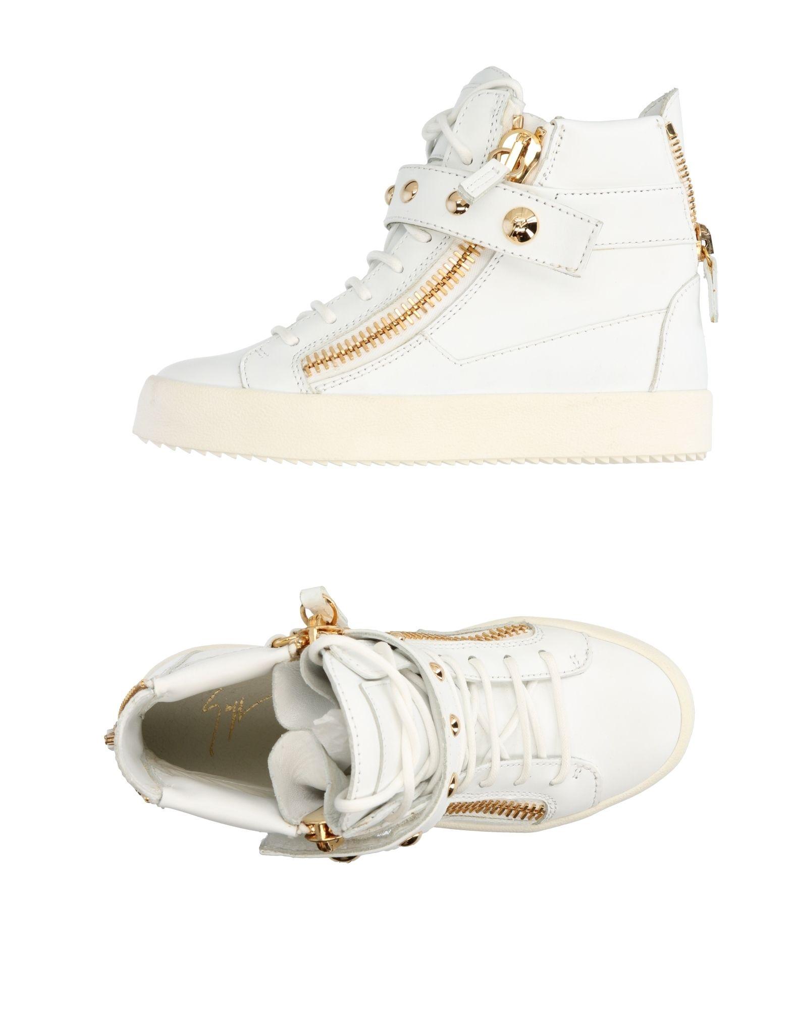 Giuseppe Zanotti Sneakers - Women Giuseppe Zanotti Sneakers - online on  Canada - Sneakers 11264083KS d7e093