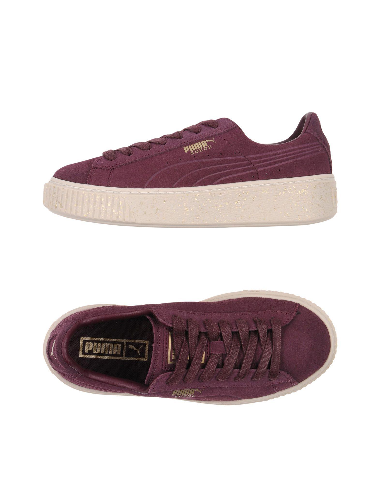 Günstige und modische Schuhe Puma Sneakers Damen  11264113LO