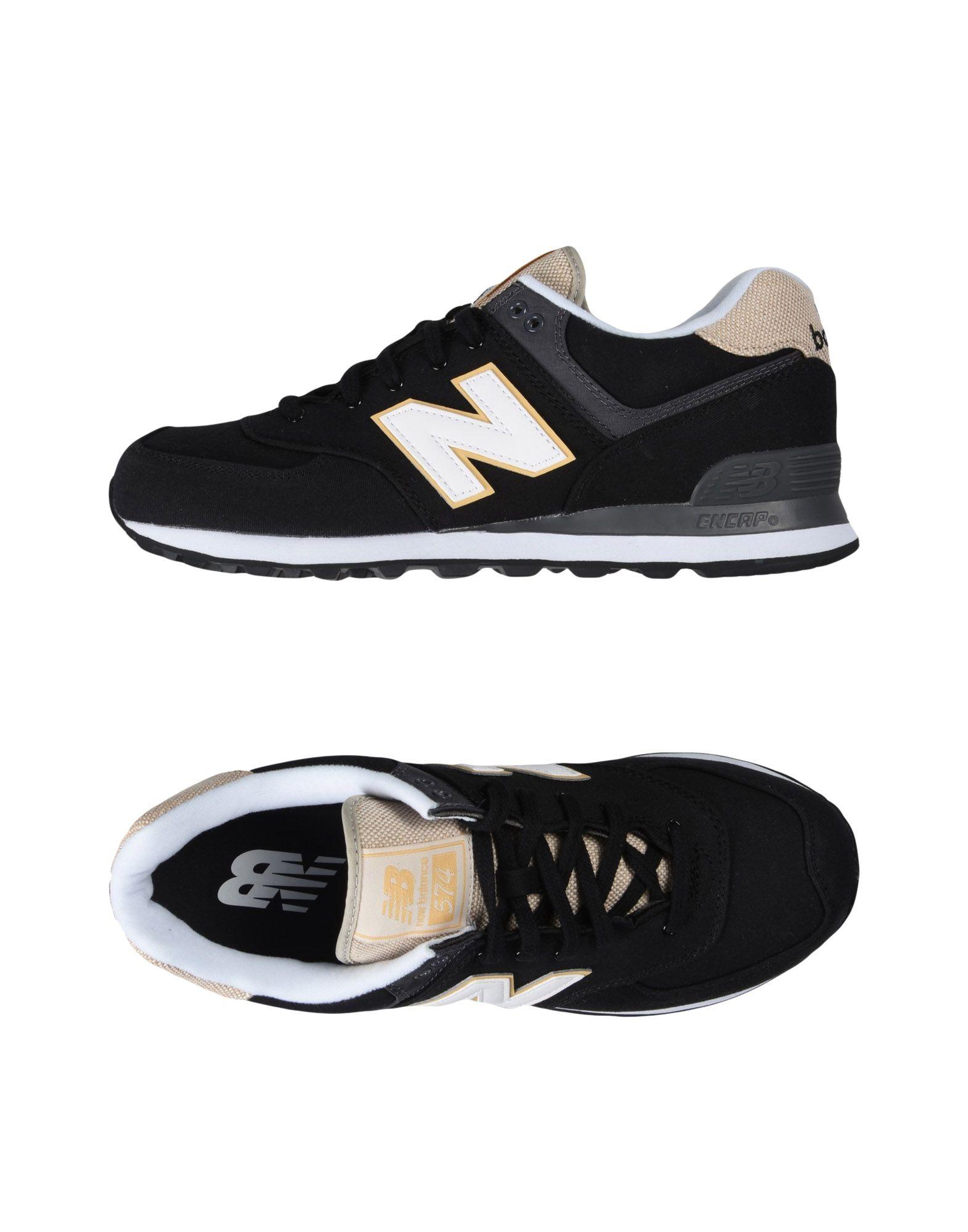 Sneakers New Balance 574 Canvas - Uomo - 11264497DW