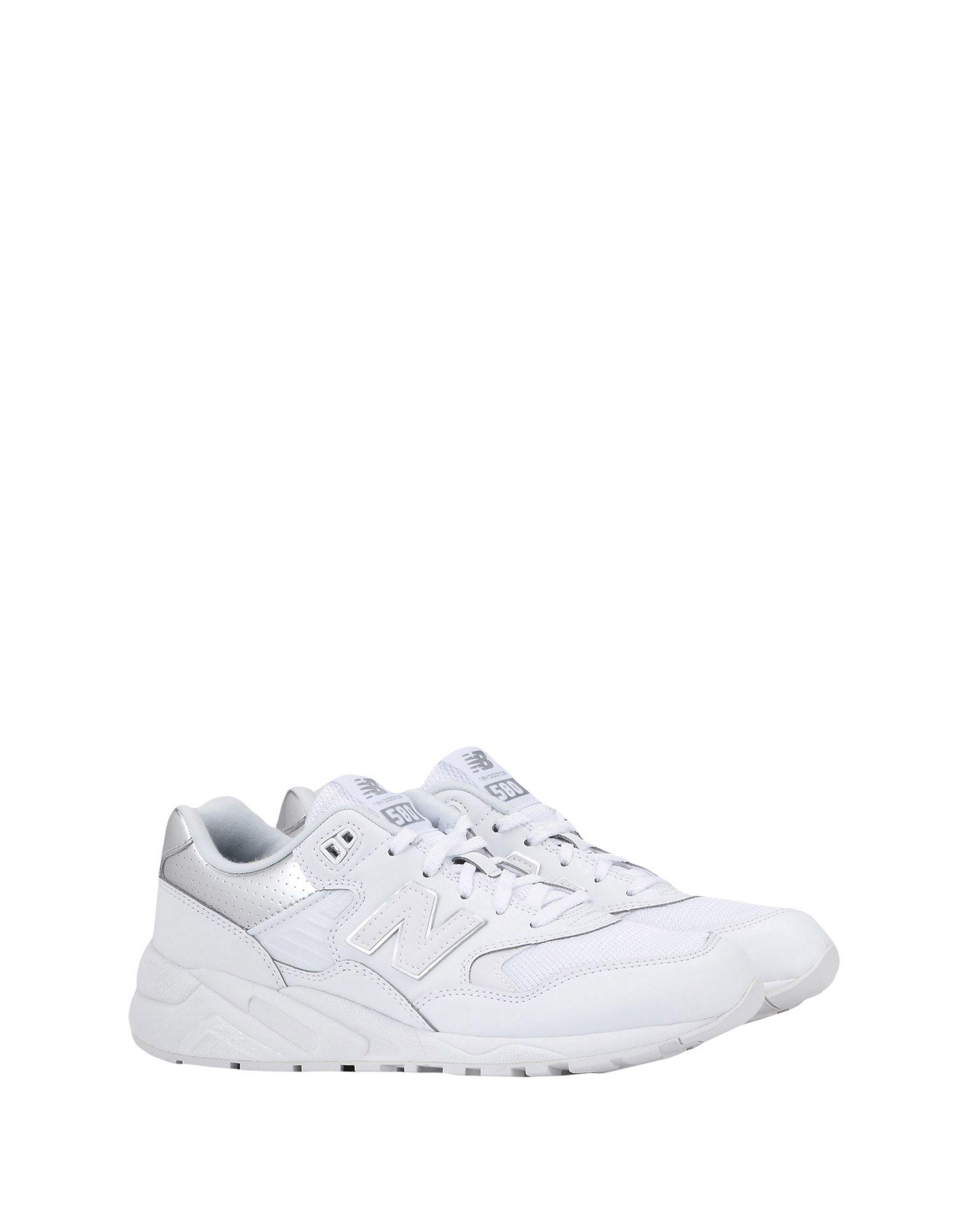 New Balance 580 White Silver Pack  11264571RL Gute Gute 11264571RL Qualität beliebte Schuhe 2c9b79
