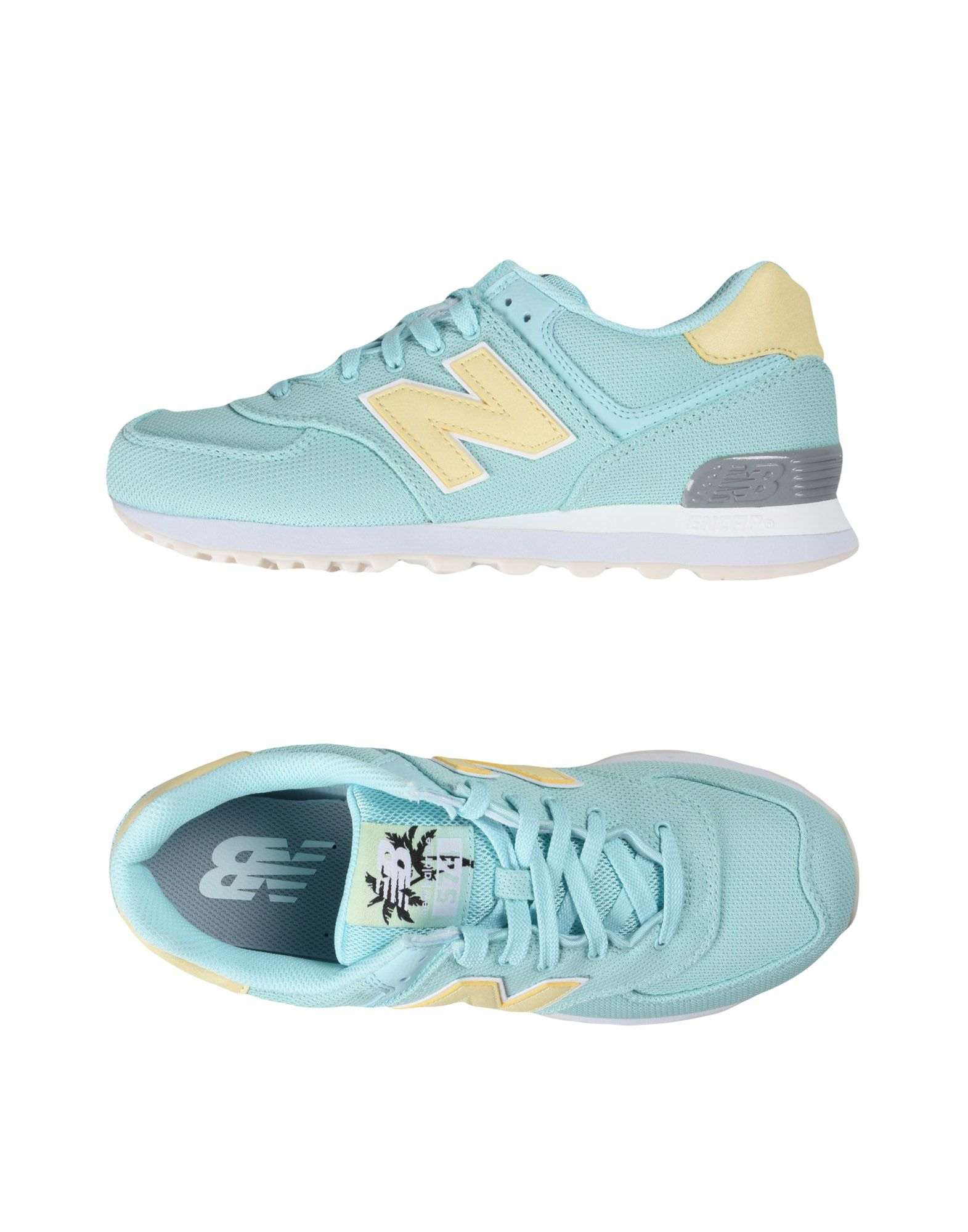 New Balance 574 Textile Women Bright - Sneakers - Women Textile New Balance Sneakers online on  Canada - 11264588DE 05c3de